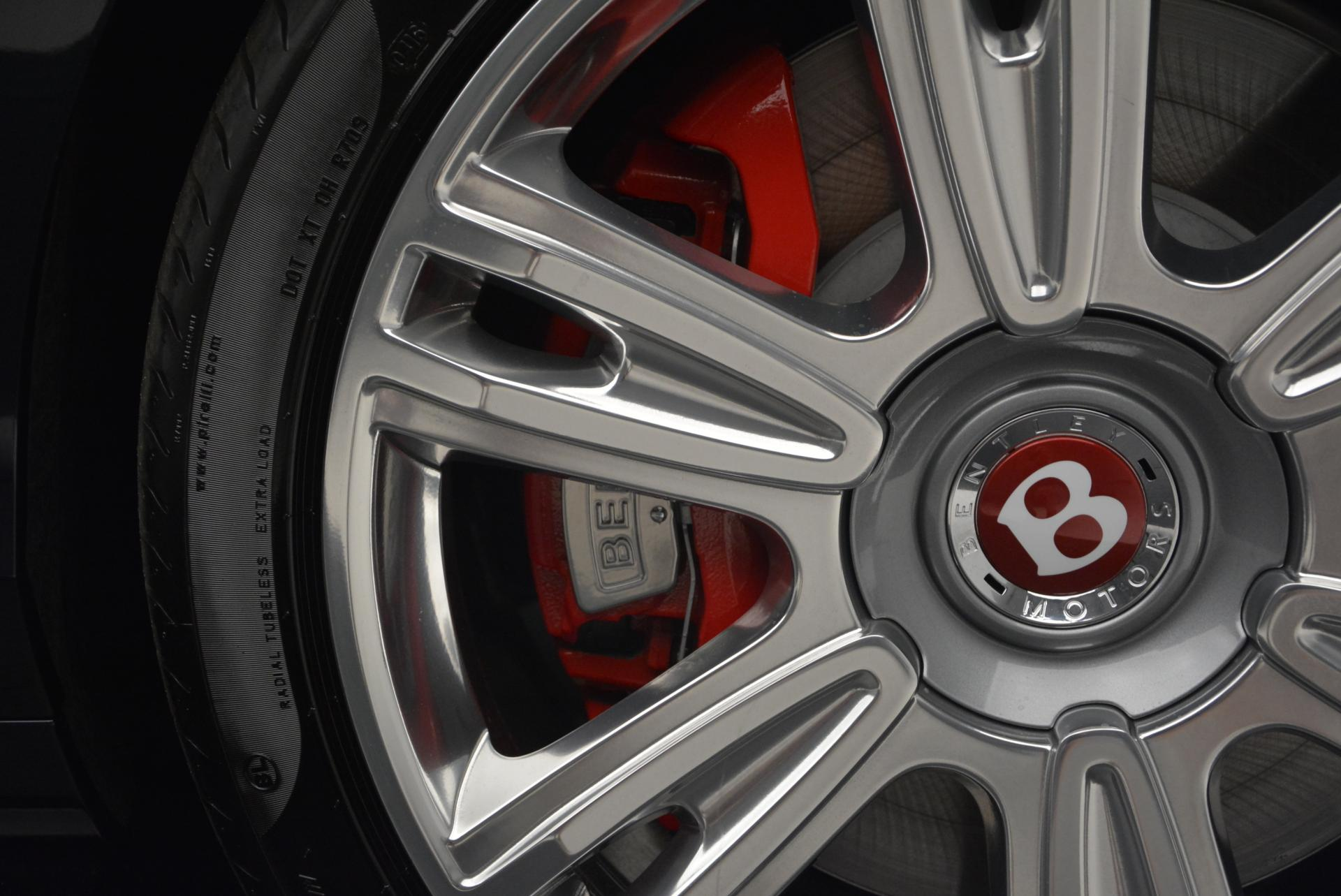 Used 2016 Bentley Continental GT V8 S  For Sale In Westport, CT 22_p17