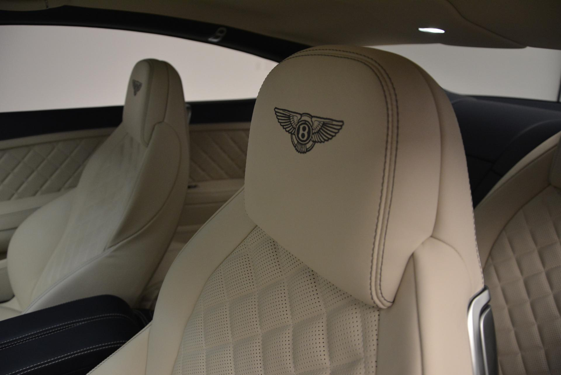 Used 2016 Bentley Continental GT V8 S  For Sale In Westport, CT 22_p22