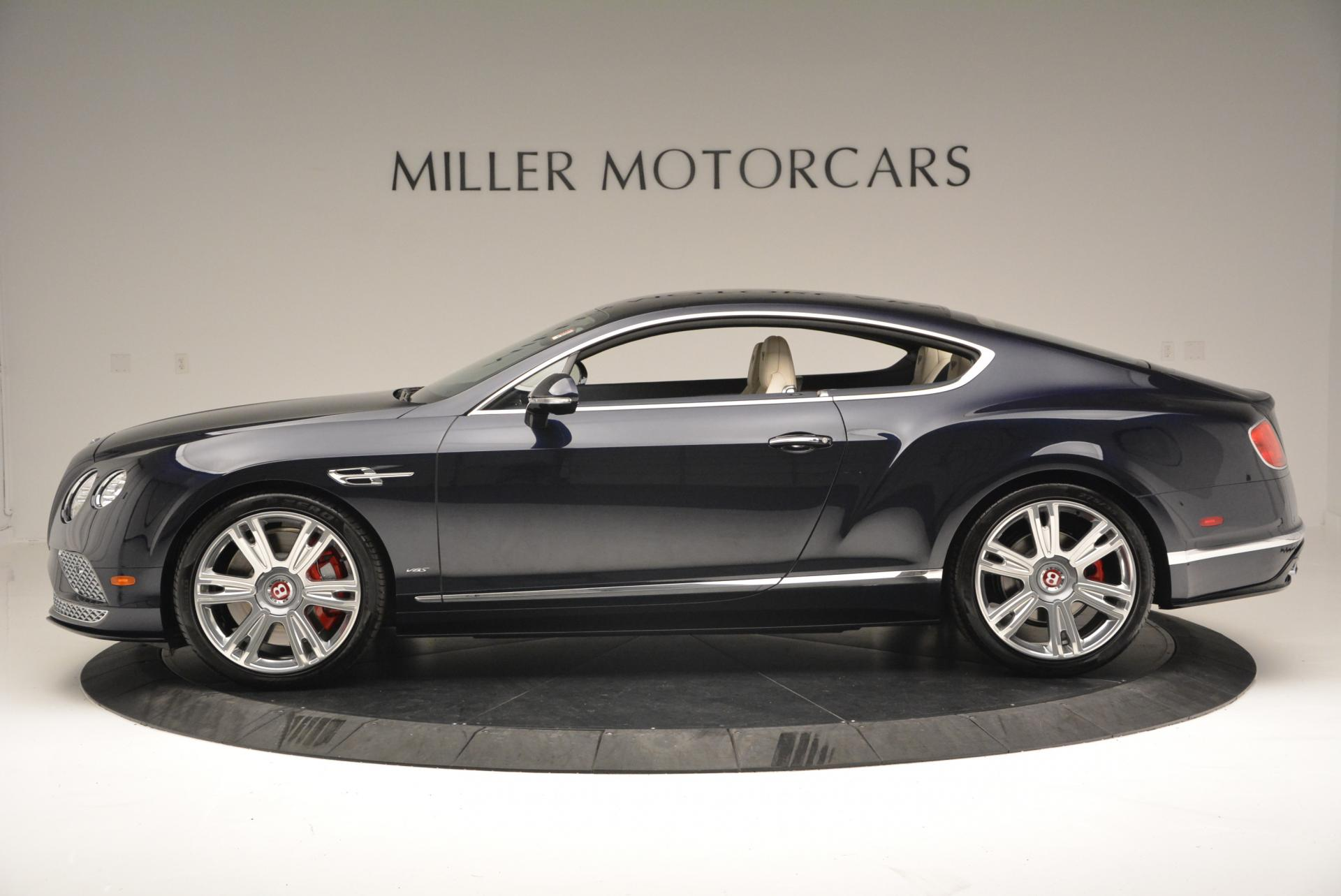 Used 2016 Bentley Continental GT V8 S  For Sale In Westport, CT 22_p3