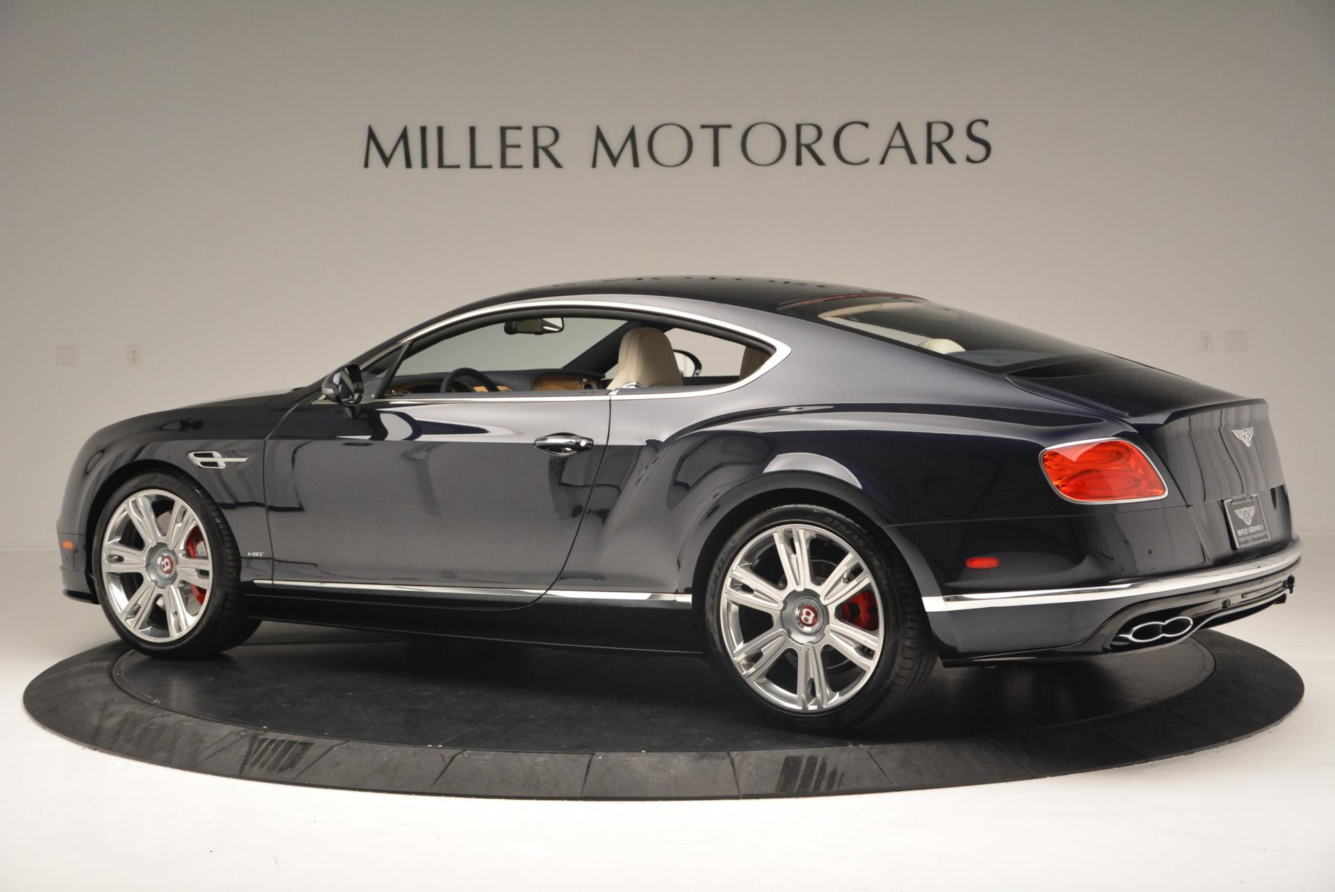 Used 2016 Bentley Continental GT V8 S  For Sale In Westport, CT 22_p4