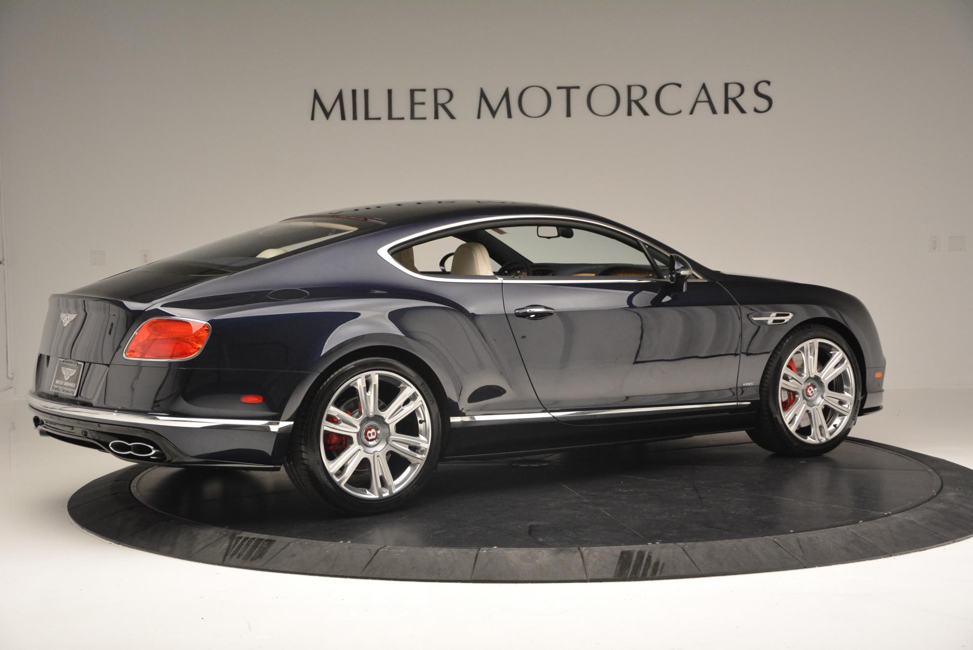 Used 2016 Bentley Continental GT V8 S  For Sale In Westport, CT 22_p8