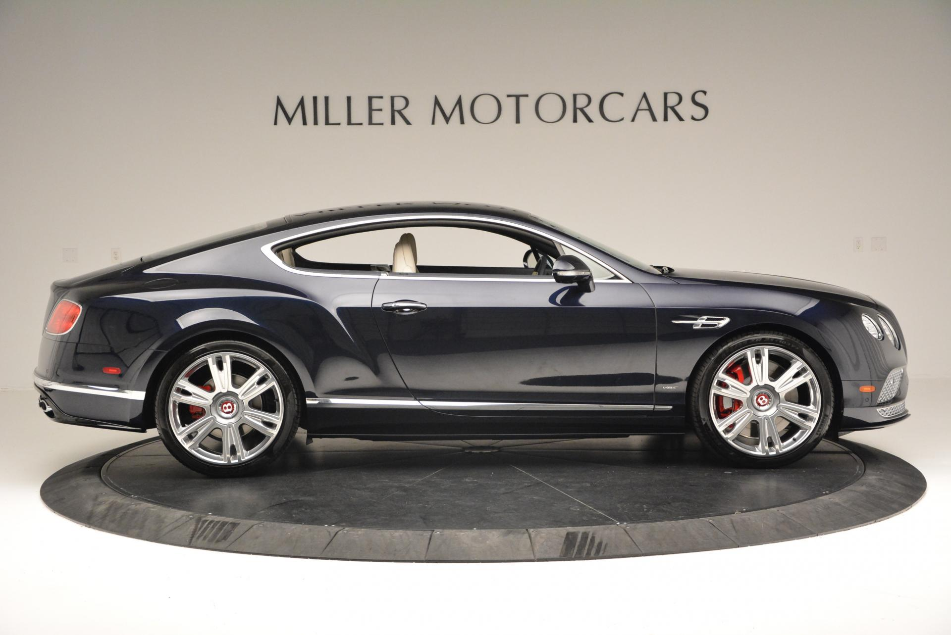 Used 2016 Bentley Continental GT V8 S  For Sale In Westport, CT 22_p9