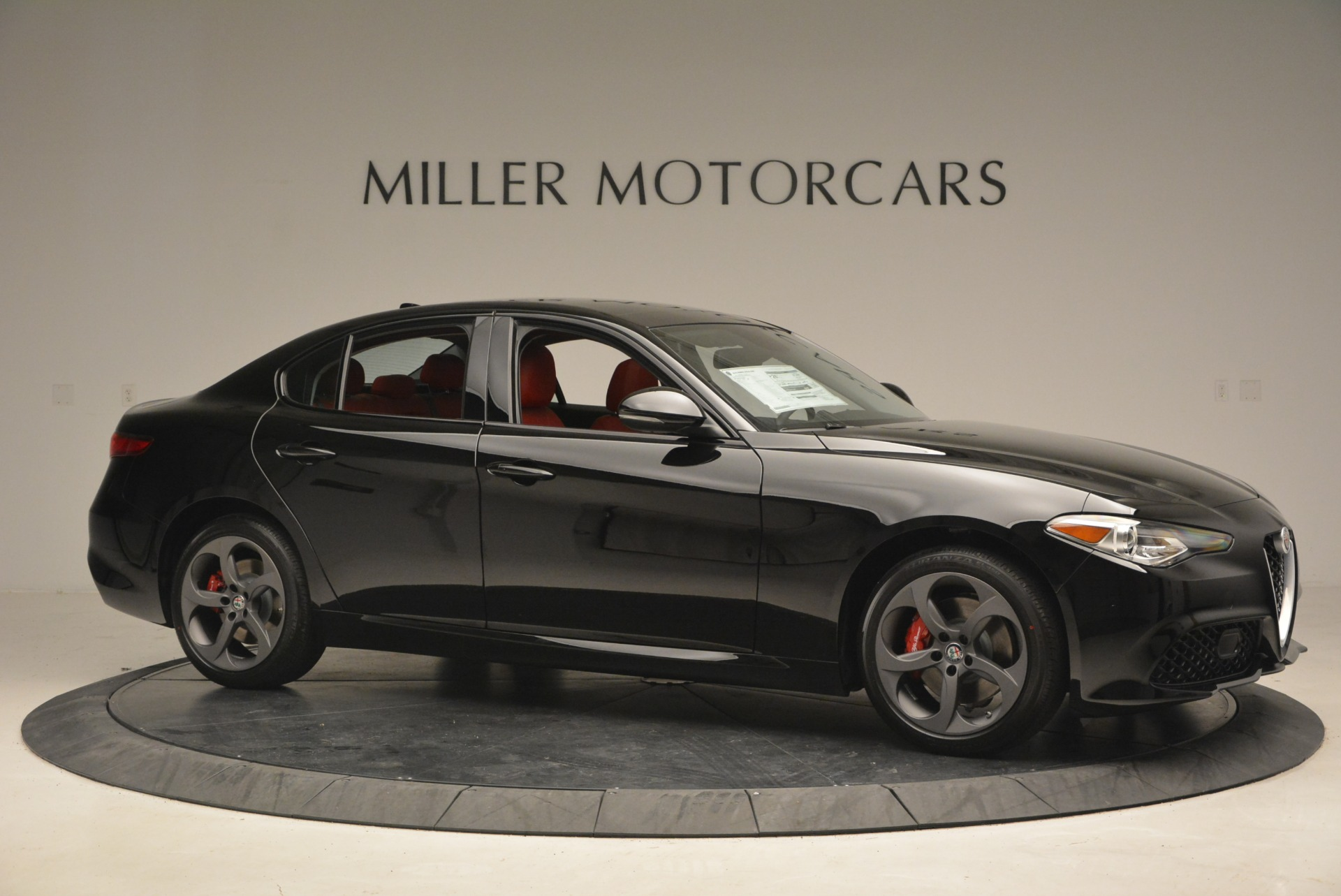 New 2018 Alfa Romeo Giulia Sport Q4 For Sale In Westport, CT 2205_p10