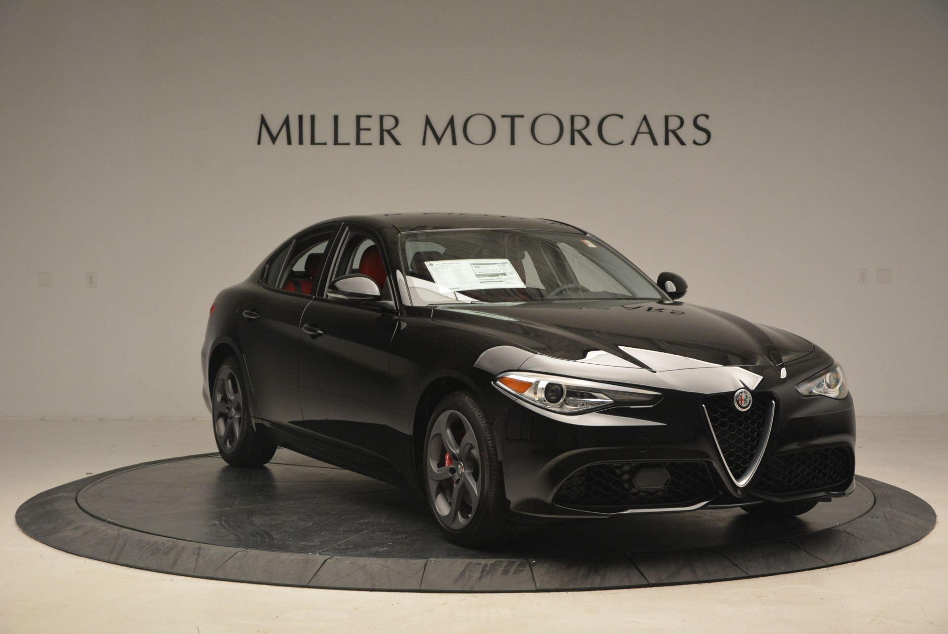 New 2018 Alfa Romeo Giulia Sport Q4 For Sale In Westport, CT 2205_p11