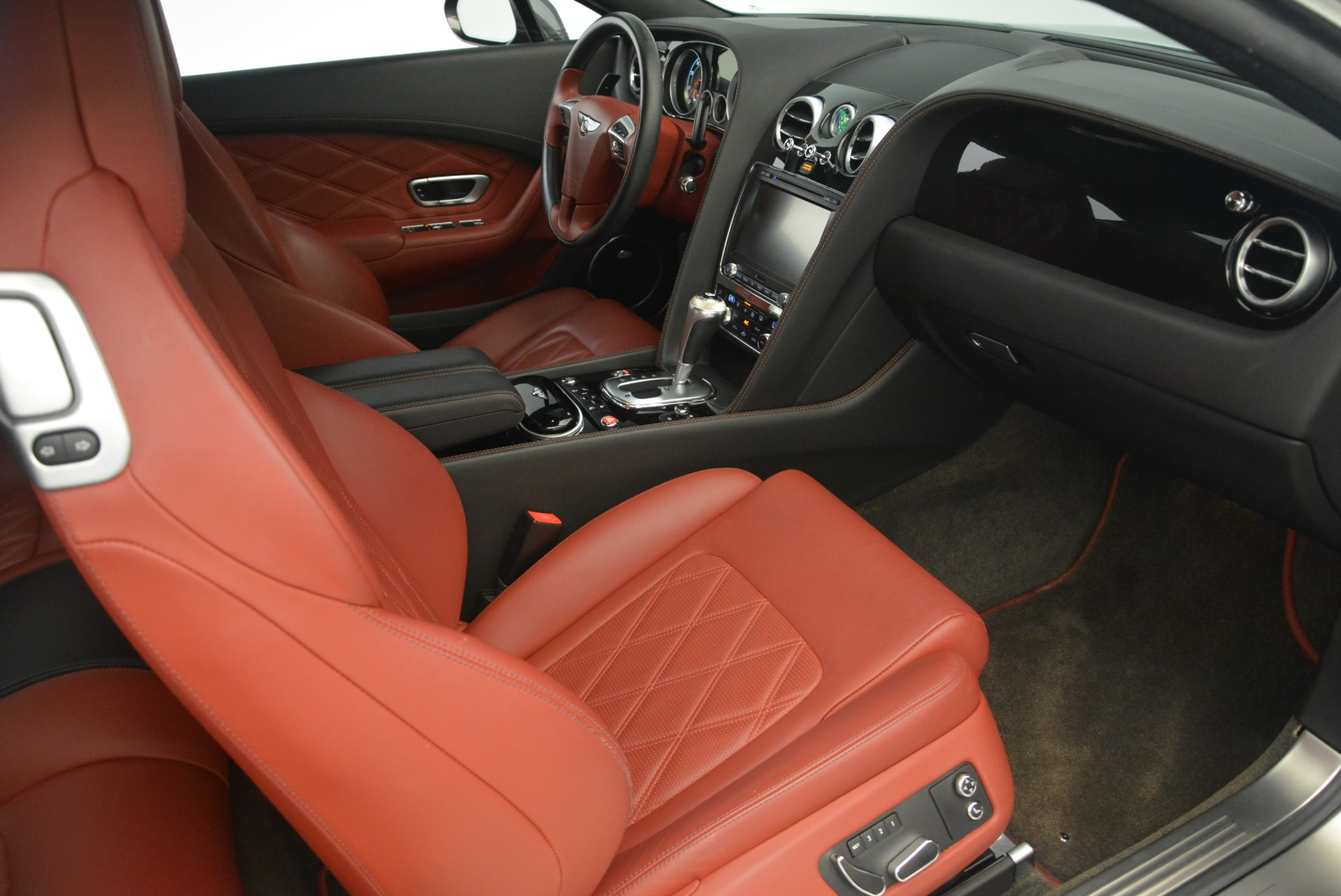 Used 2015 Bentley Continental GT V8 S For Sale In Westport, CT 2207_p23