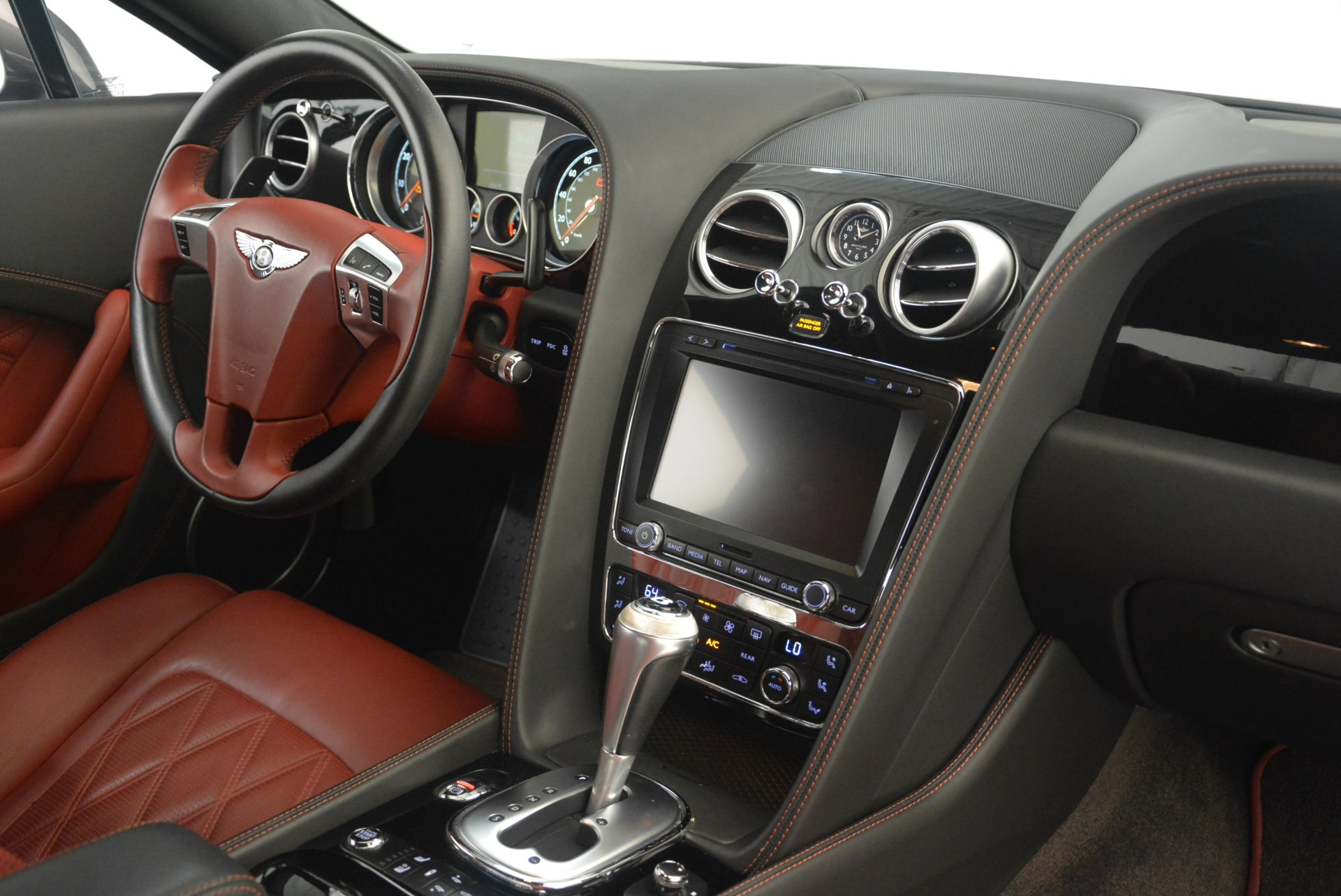 Used 2015 Bentley Continental GT V8 S For Sale In Westport, CT 2207_p26