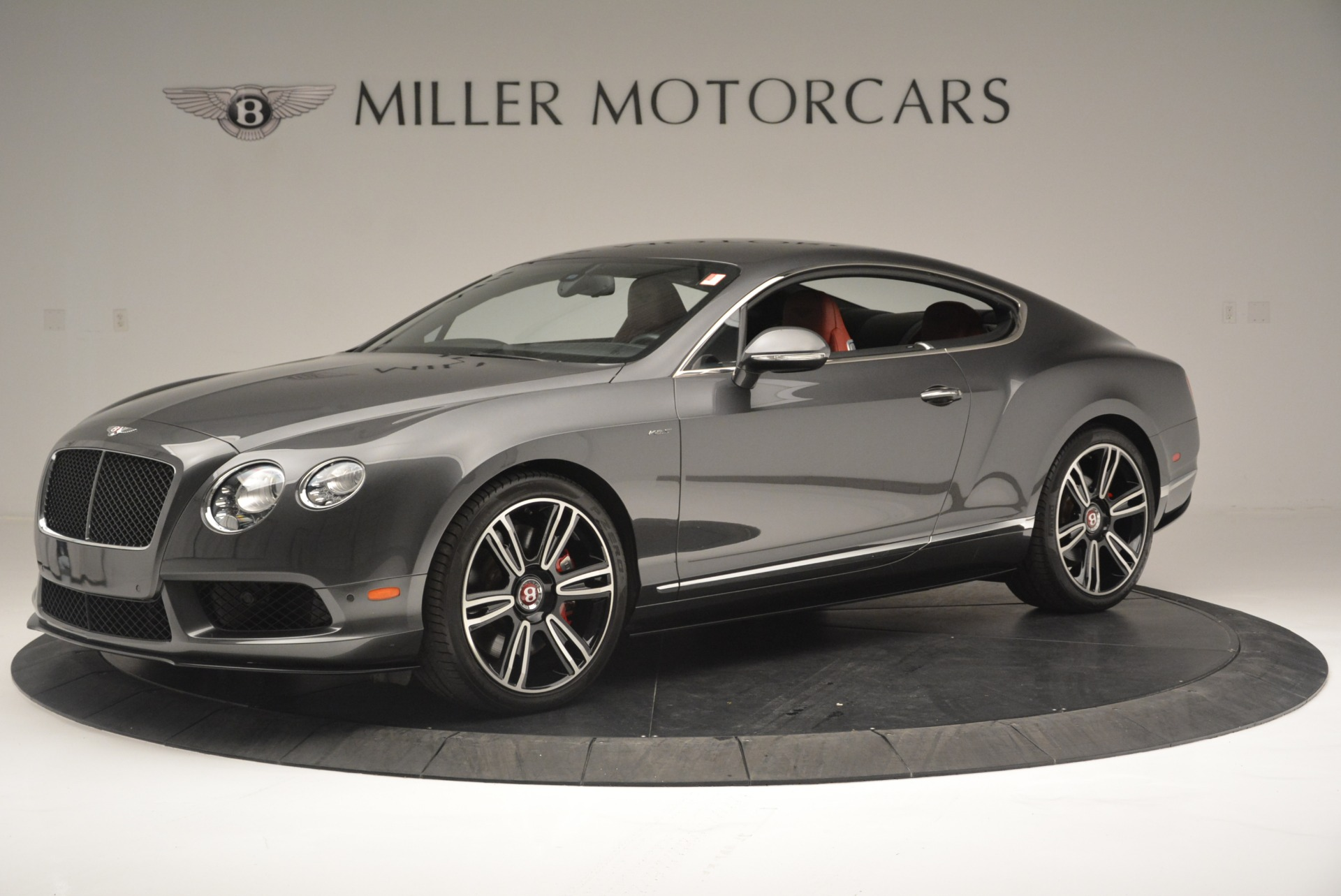 Used 2015 Bentley Continental GT V8 S For Sale In Westport, CT 2207_p2