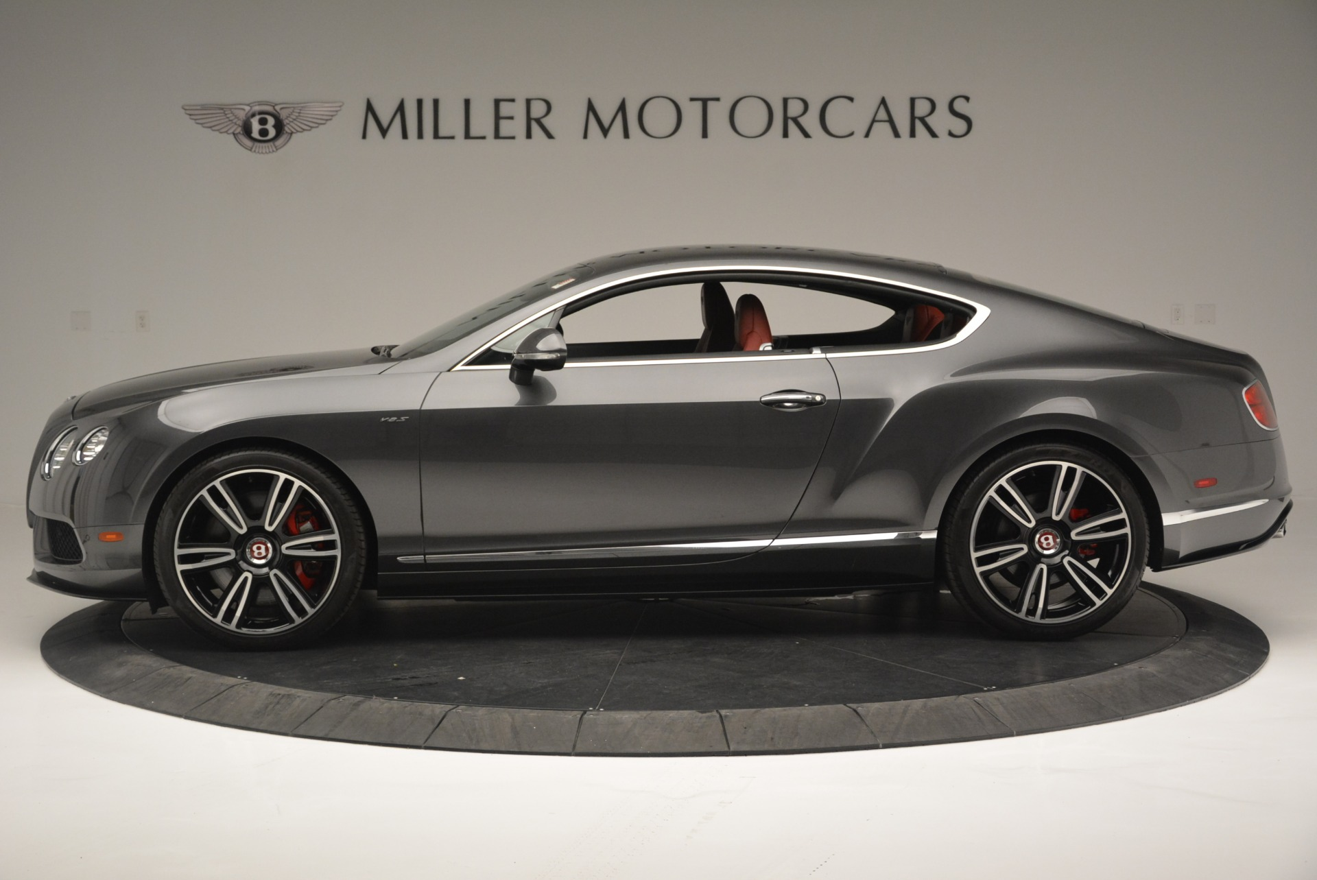 Used 2015 Bentley Continental GT V8 S For Sale In Westport, CT 2207_p3
