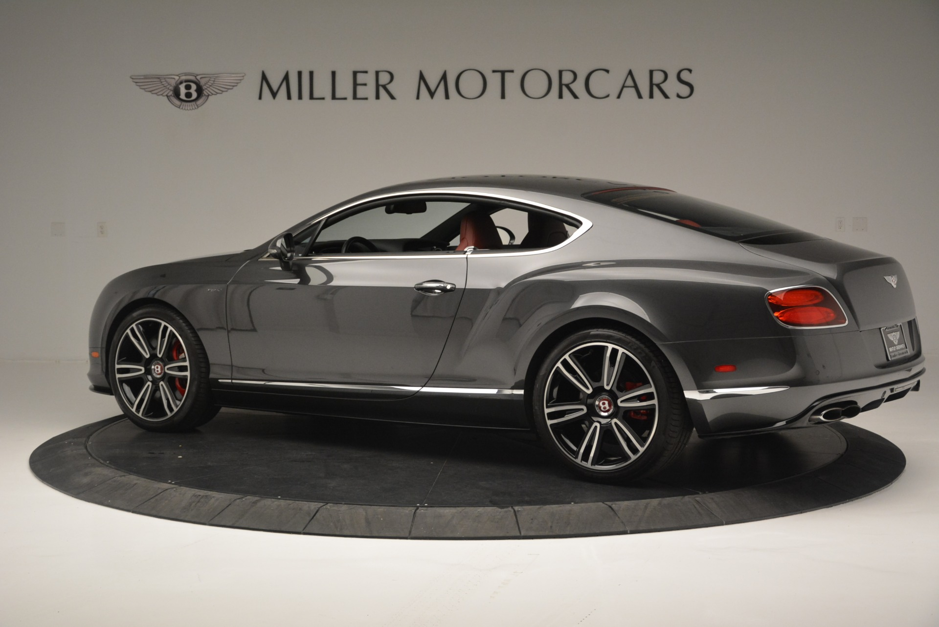 Used 2015 Bentley Continental GT V8 S For Sale In Westport, CT 2207_p4