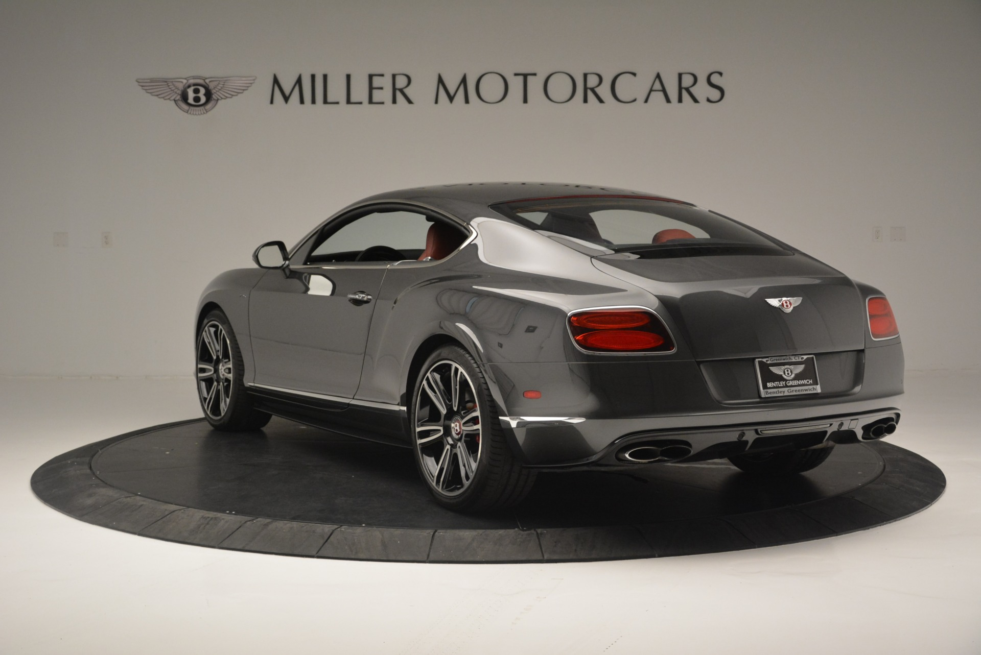 Used 2015 Bentley Continental GT V8 S For Sale In Westport, CT 2207_p5