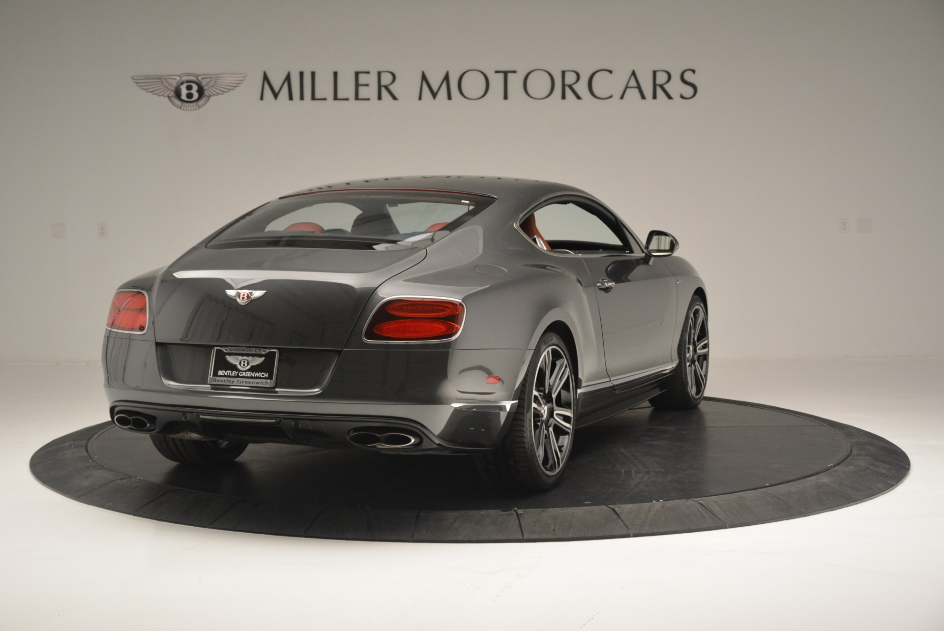 Used 2015 Bentley Continental GT V8 S For Sale In Westport, CT 2207_p7