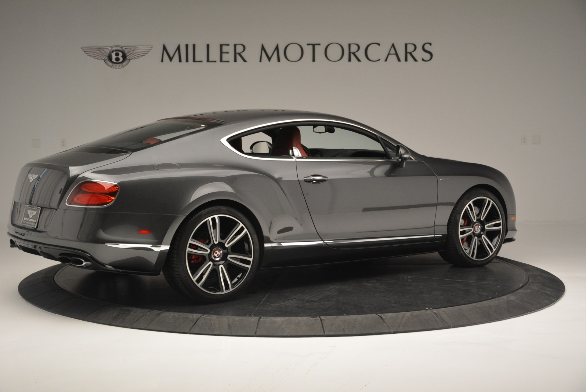 Used 2015 Bentley Continental GT V8 S For Sale In Westport, CT 2207_p8