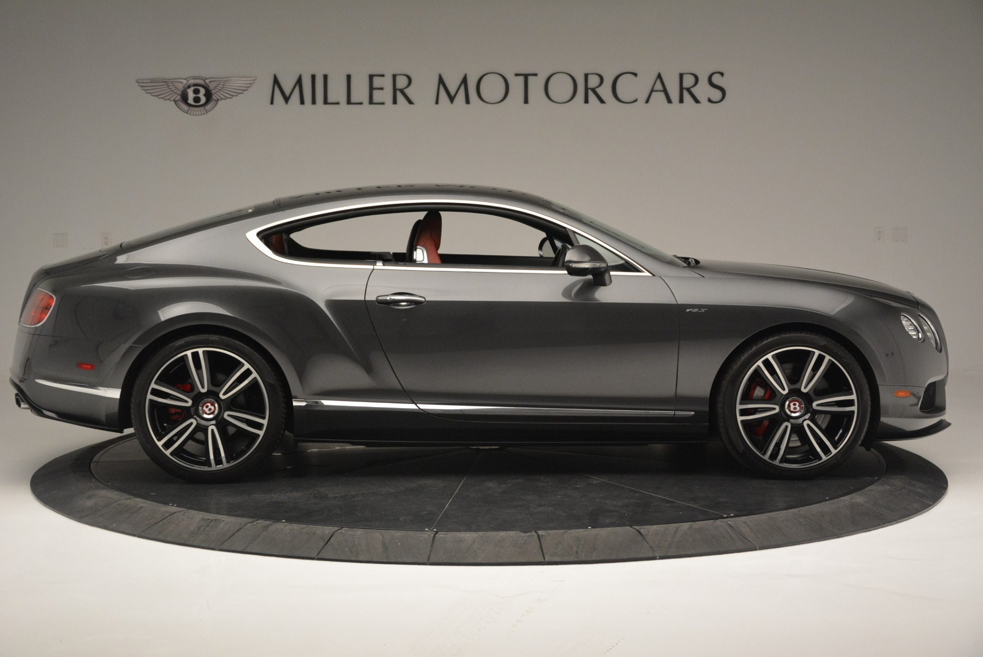 Used 2015 Bentley Continental GT V8 S For Sale In Westport, CT 2207_p9