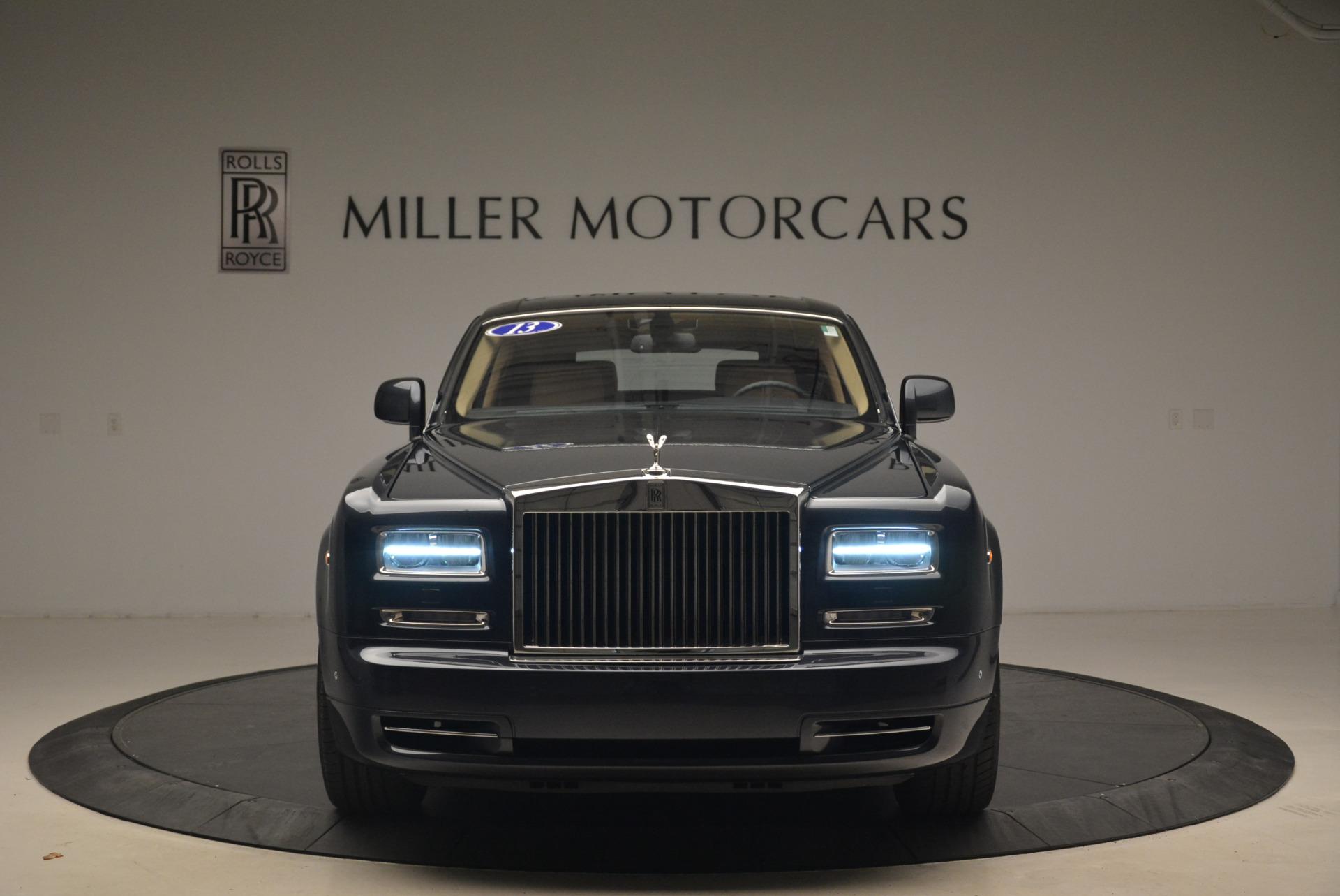 Used 2013 Rolls-Royce Phantom  For Sale In Westport, CT 2208_p3