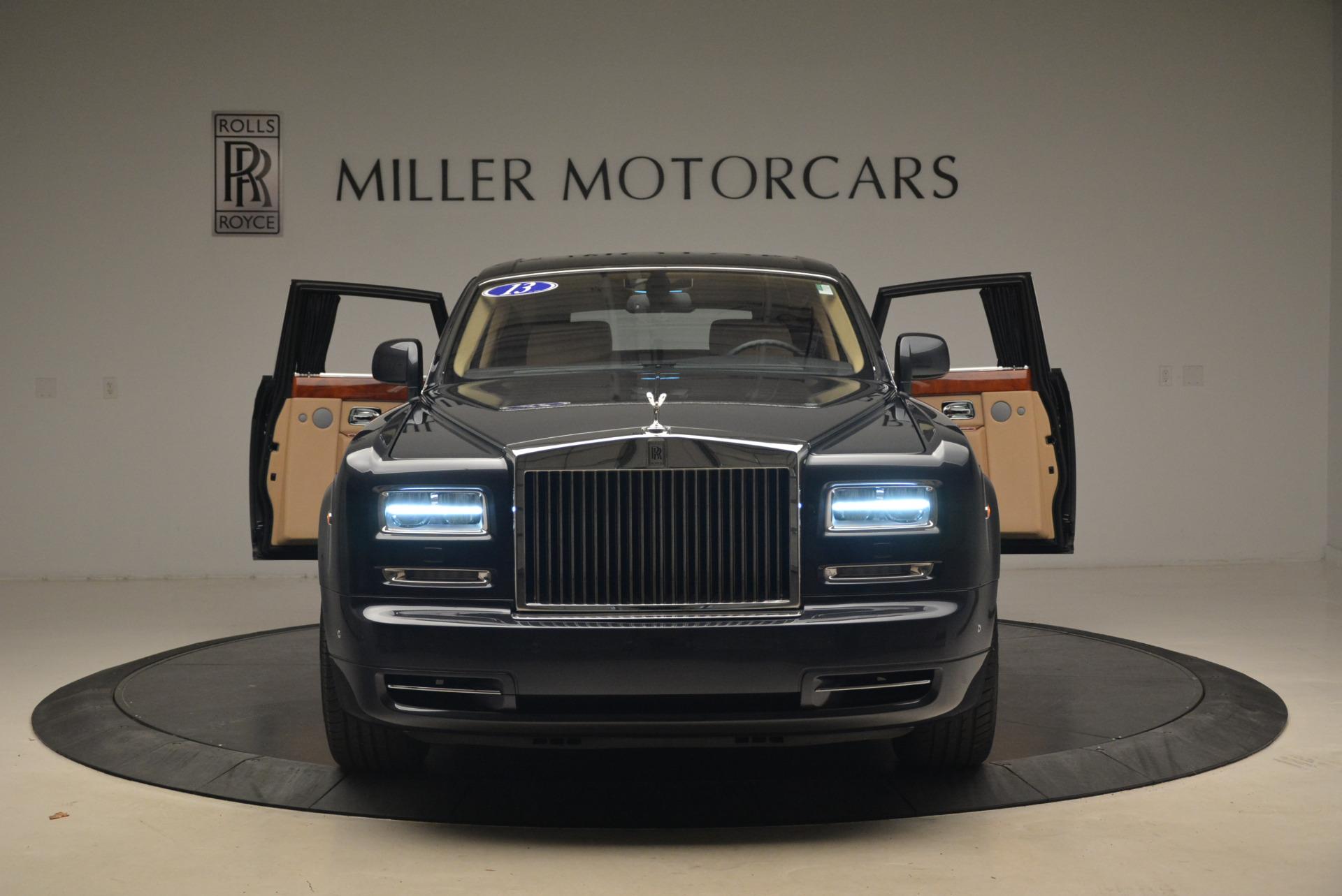 Used 2013 Rolls-Royce Phantom  For Sale In Westport, CT 2208_p4