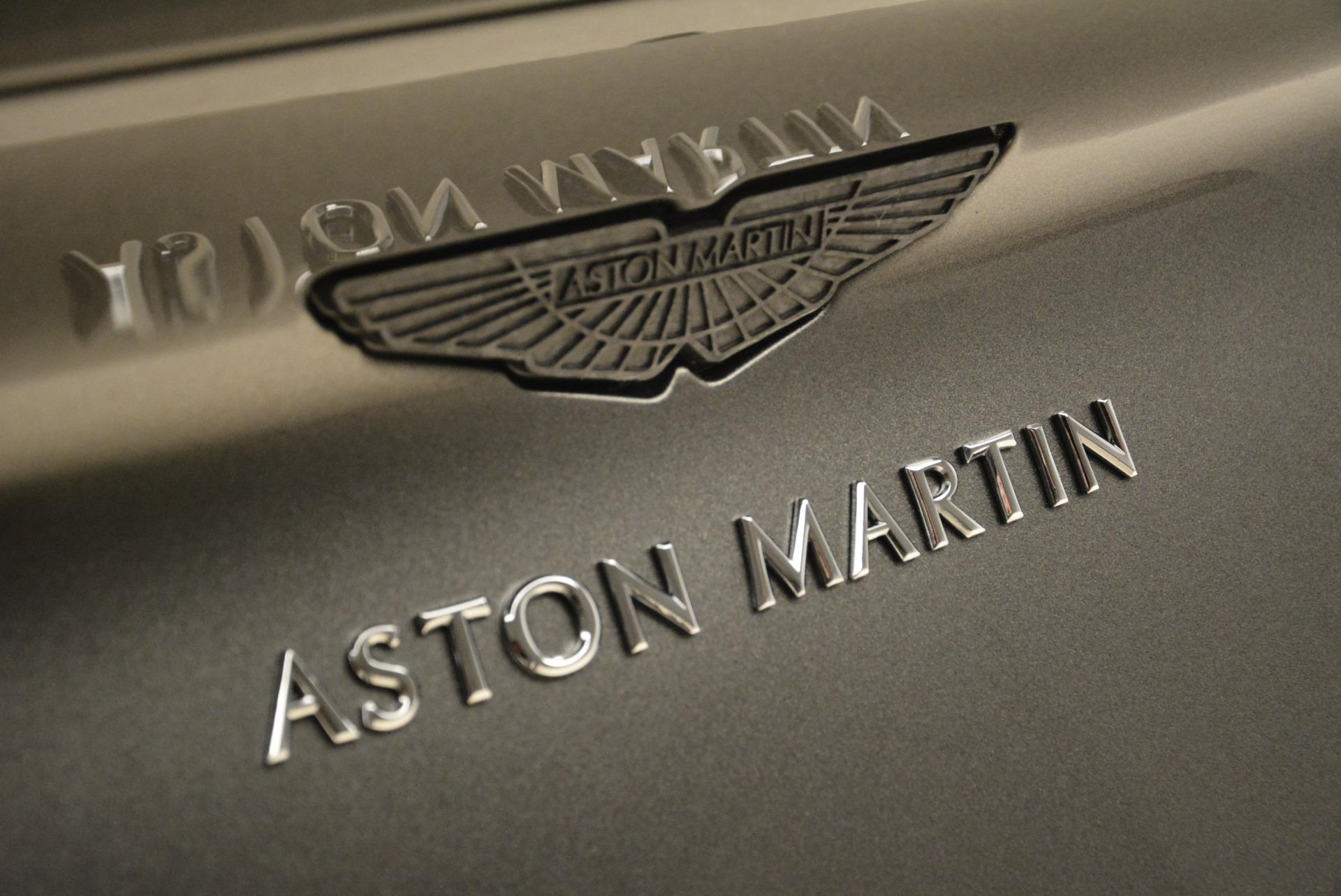 New 2019 Aston Martin DB11 Volante  For Sale In Westport, CT 2209_p32