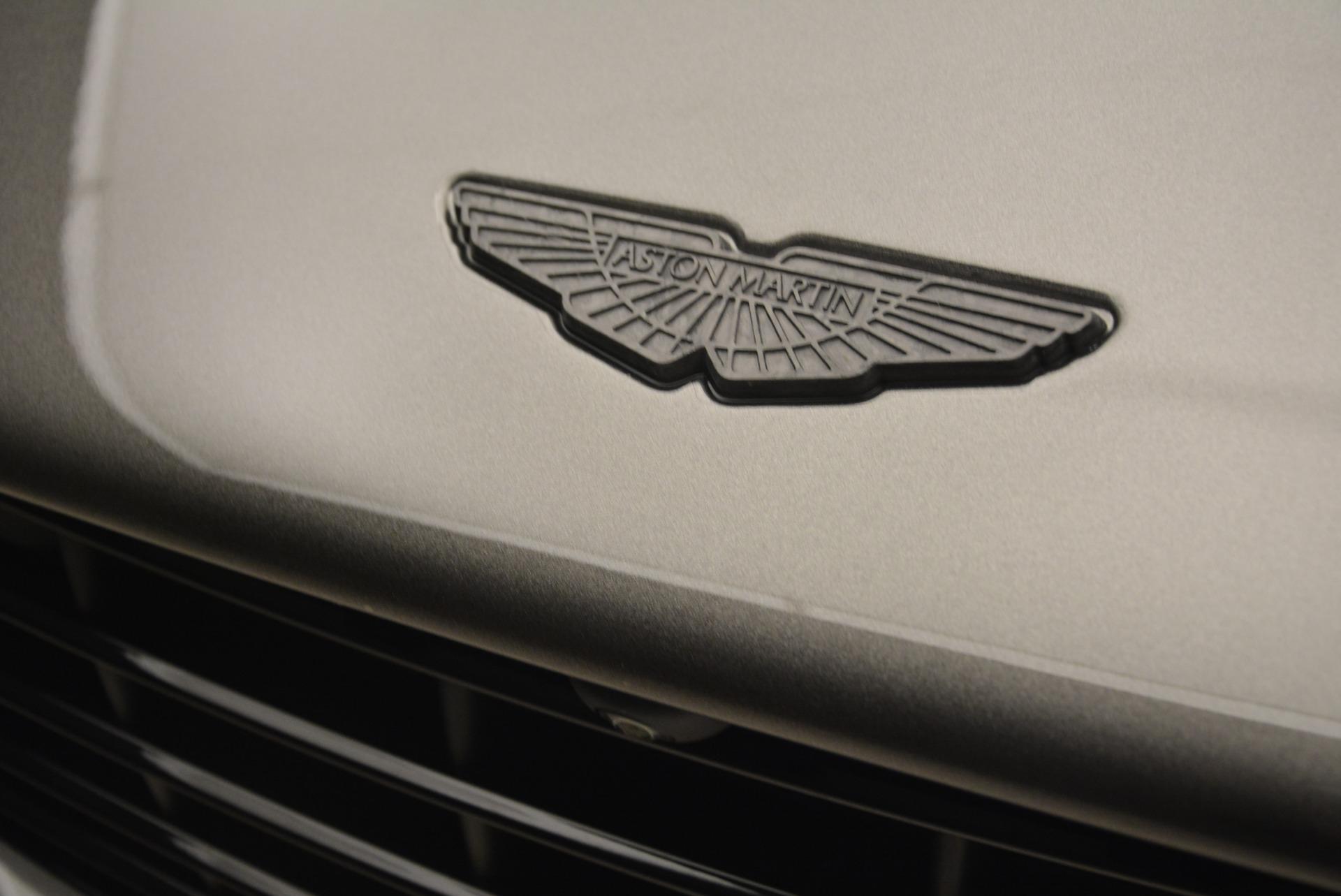 New 2019 Aston Martin DB11 Volante  For Sale In Westport, CT 2209_p33