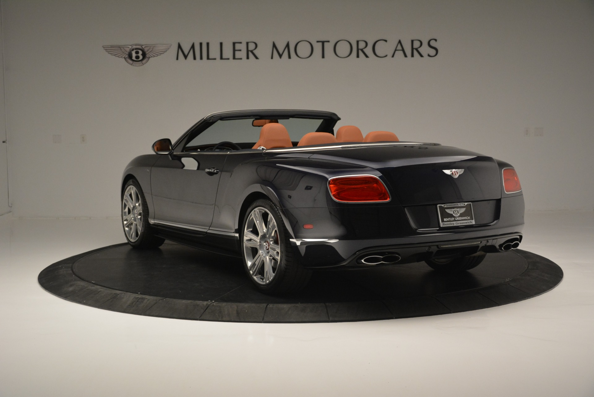 Used 2015 Bentley Continental GT V8 S For Sale In Westport, CT 2210_p5