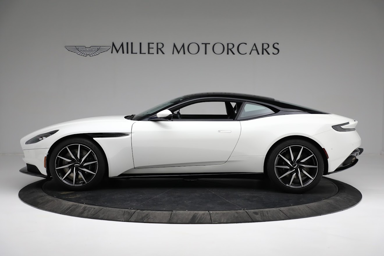 New 2018 Aston Martin DB11 V8 Coupe For Sale In Westport, CT 2211_p2