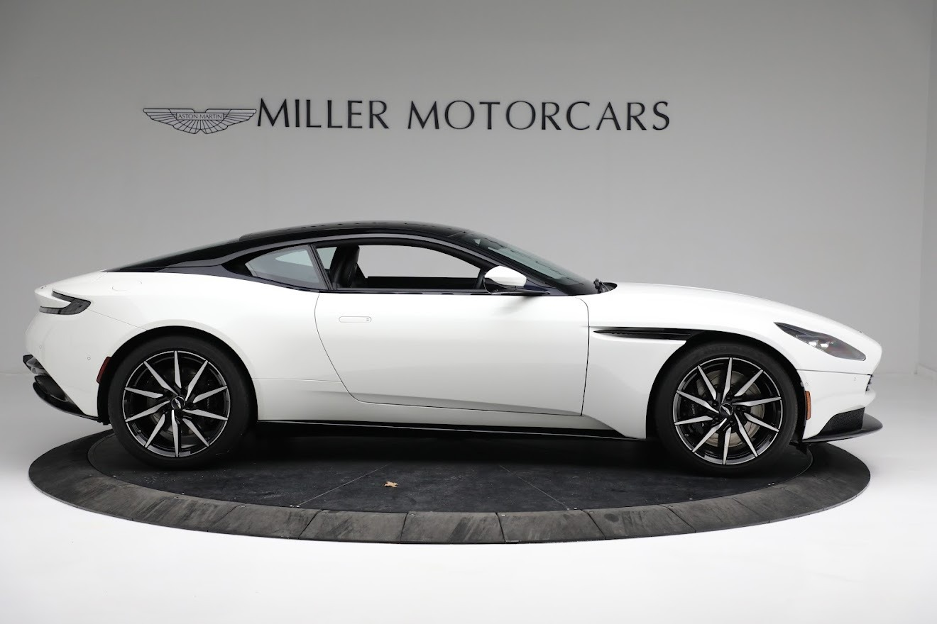 New 2018 Aston Martin DB11 V8 Coupe For Sale In Westport, CT 2211_p8