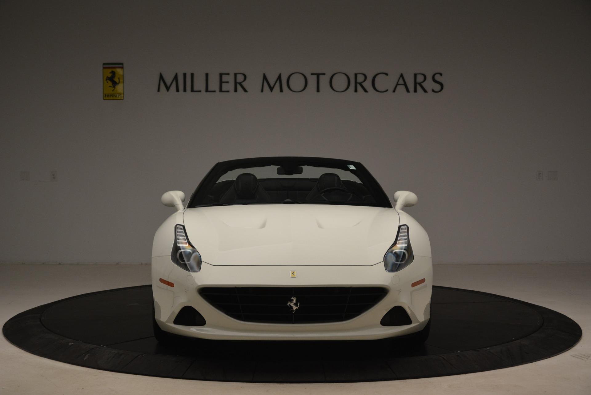 Used 2016 Ferrari California T  For Sale In Westport, CT 2213_p12
