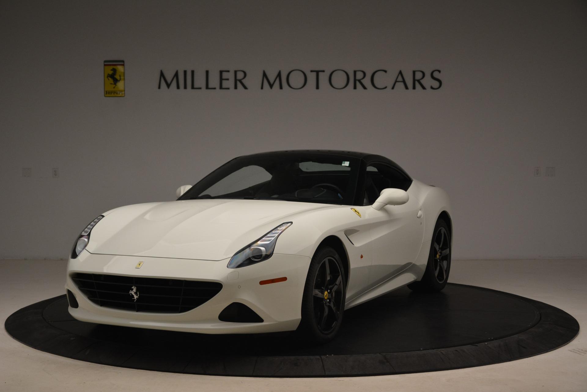 Used 2016 Ferrari California T  For Sale In Westport, CT 2213_p13
