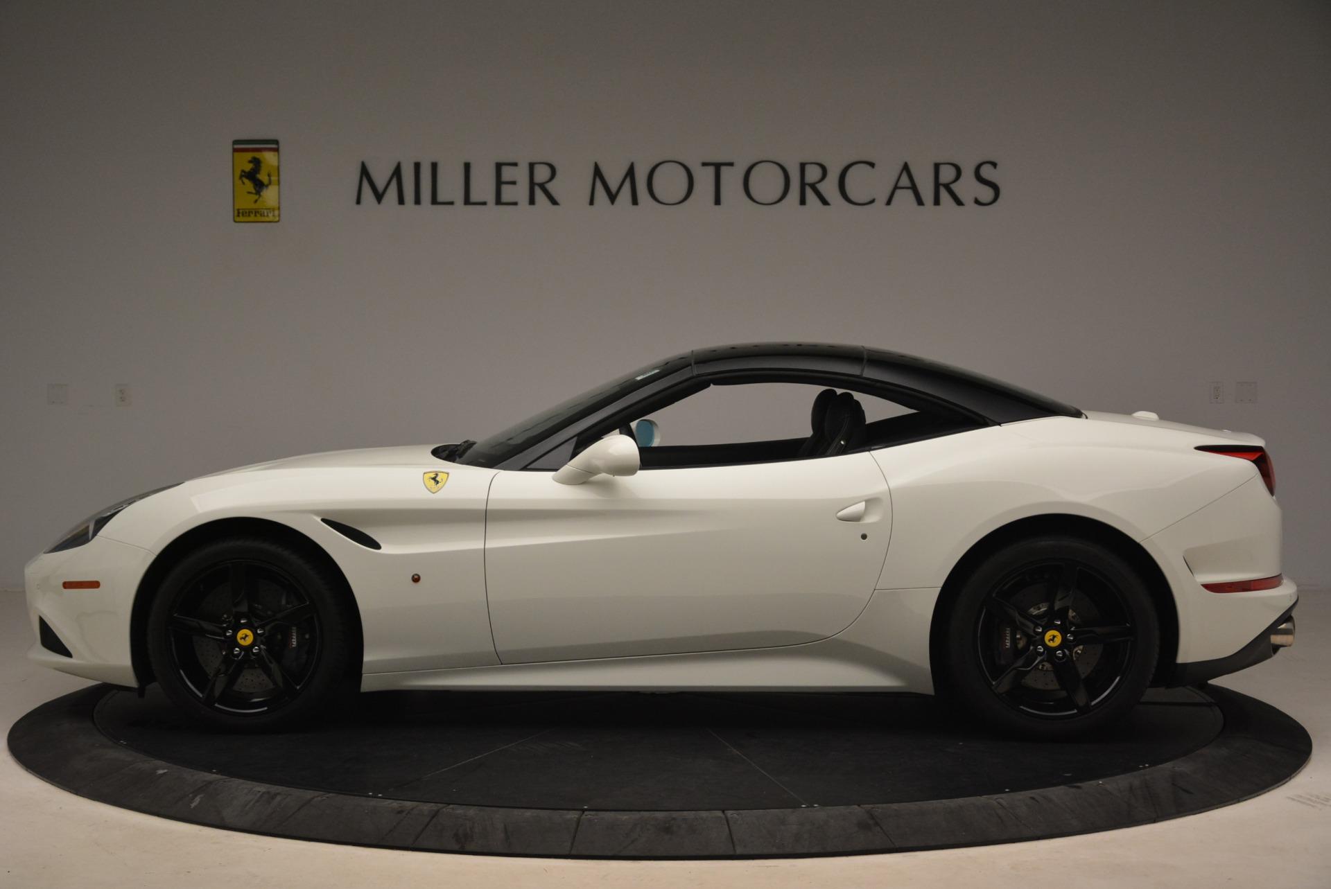 Used 2016 Ferrari California T  For Sale In Westport, CT 2213_p15