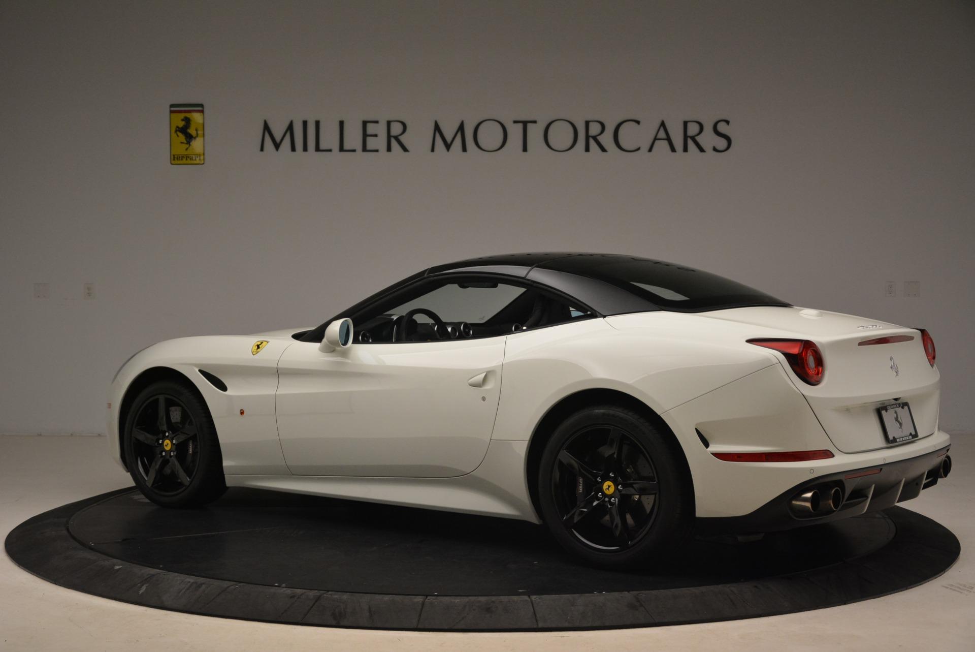 Used 2016 Ferrari California T  For Sale In Westport, CT 2213_p16