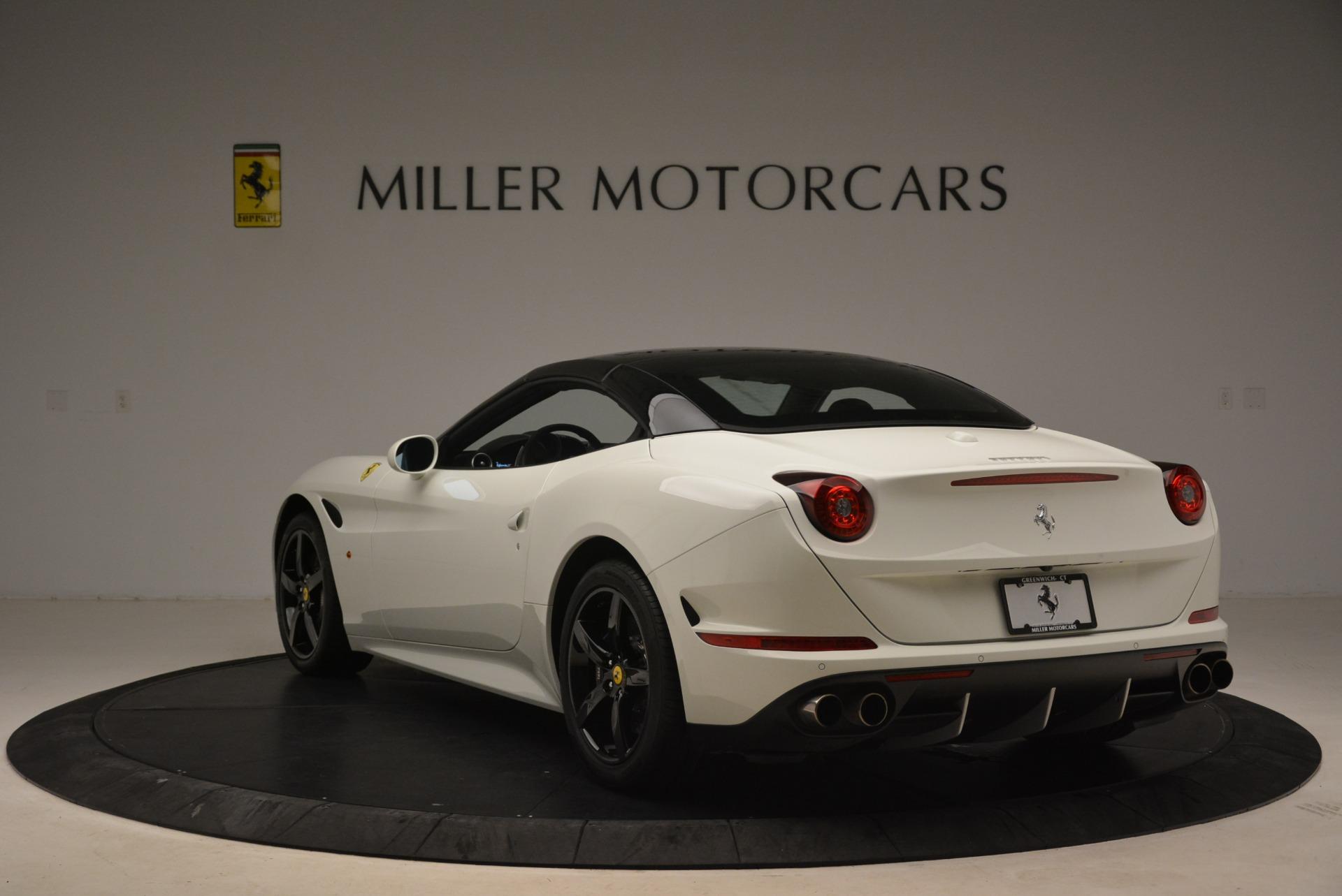 Used 2016 Ferrari California T  For Sale In Westport, CT 2213_p17