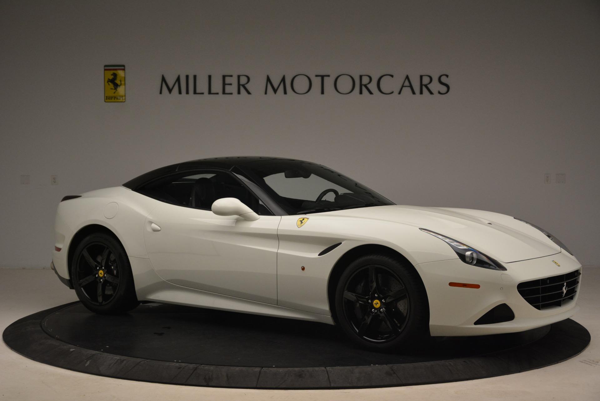 Used 2016 Ferrari California T  For Sale In Westport, CT 2213_p22