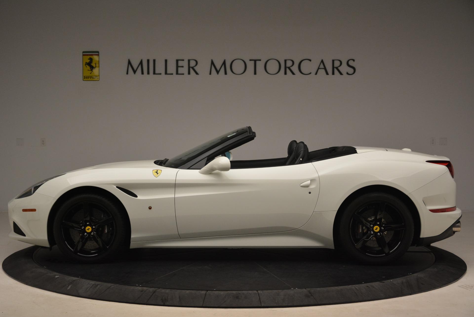 Used 2016 Ferrari California T  For Sale In Westport, CT 2213_p3