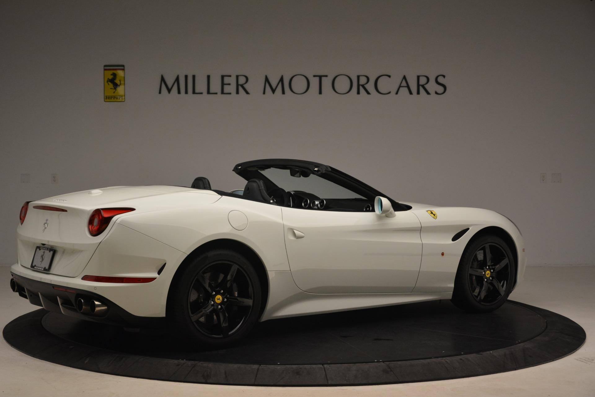 Used 2016 Ferrari California T  For Sale In Westport, CT 2213_p8