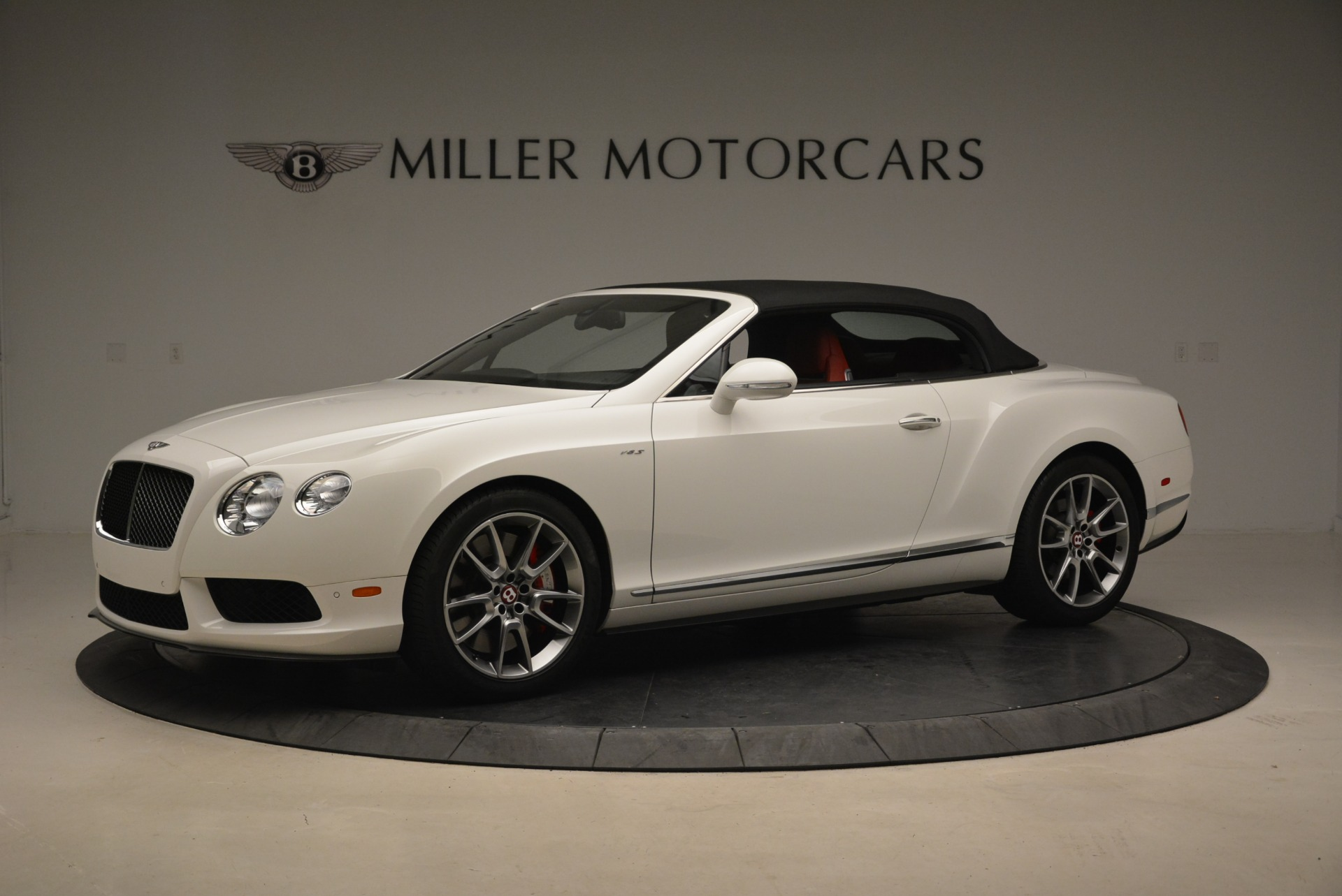 Used 2015 Bentley Continental GT V8 S For Sale In Westport, CT 2214_p13