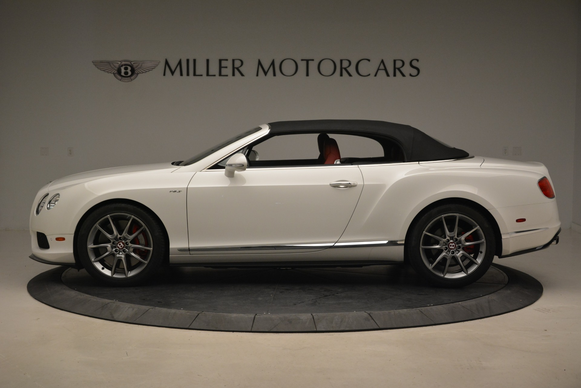 Used 2015 Bentley Continental GT V8 S For Sale In Westport, CT 2214_p14