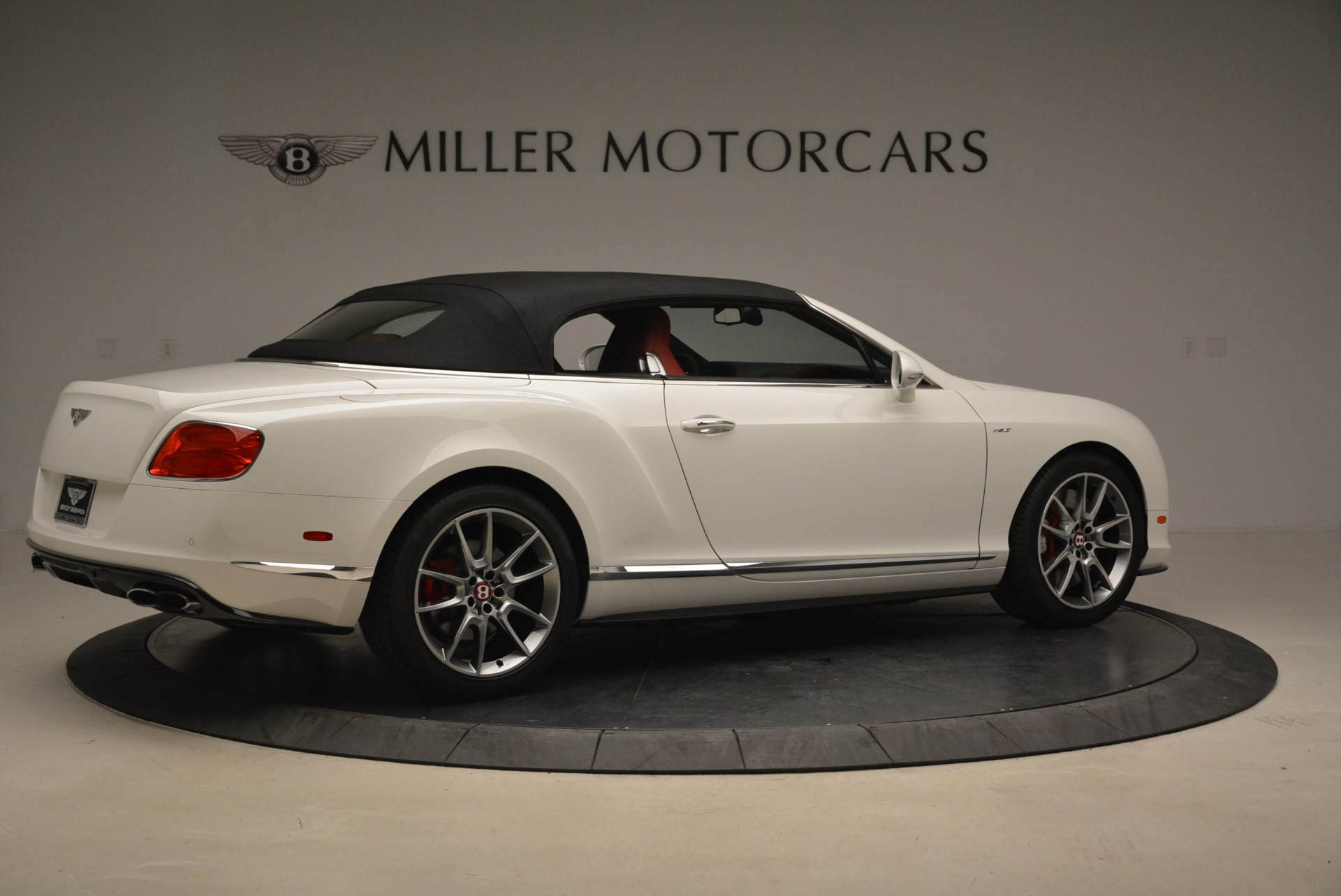 Used 2015 Bentley Continental GT V8 S For Sale In Westport, CT 2214_p16