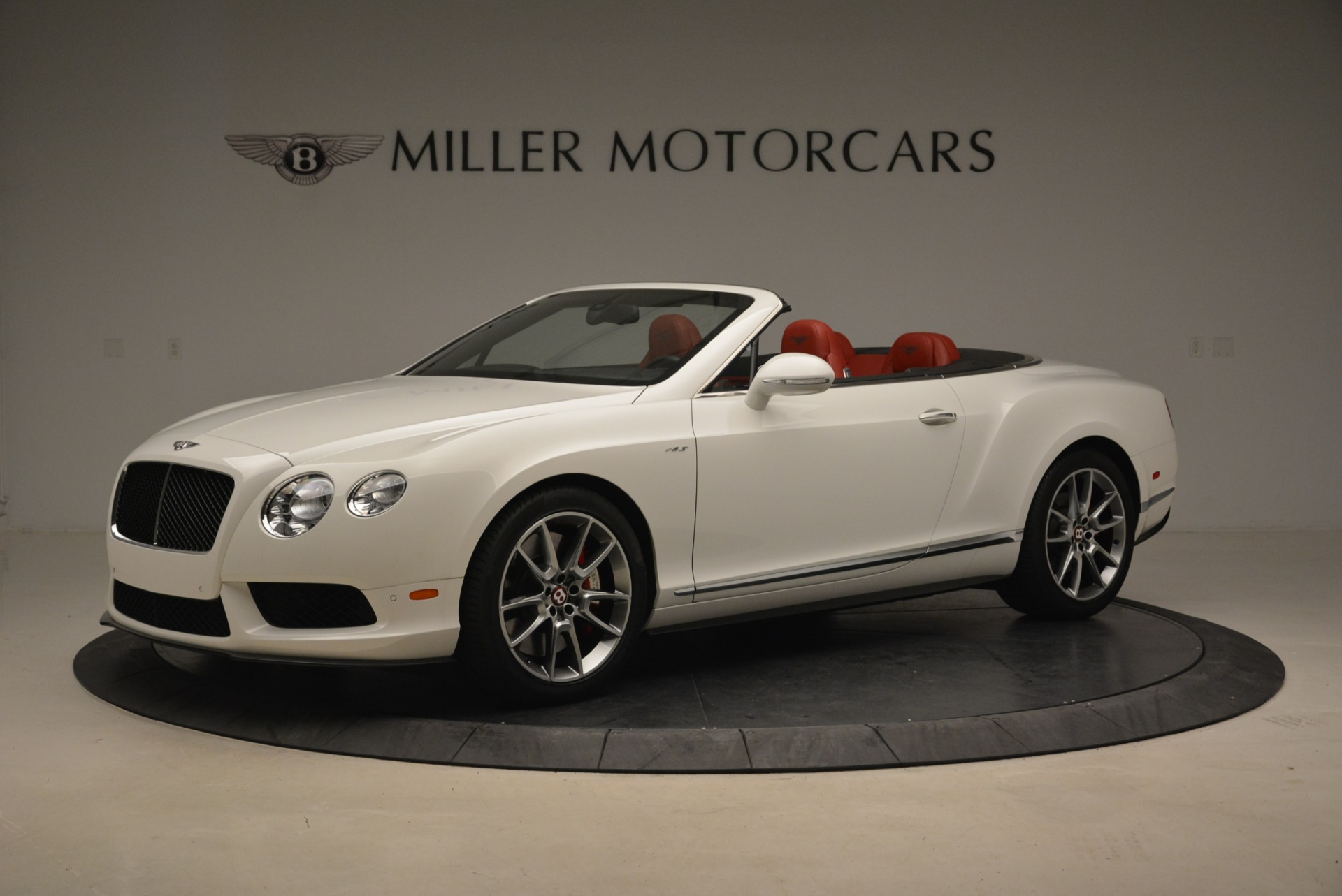 Used 2015 Bentley Continental GT V8 S For Sale In Westport, CT 2214_p2