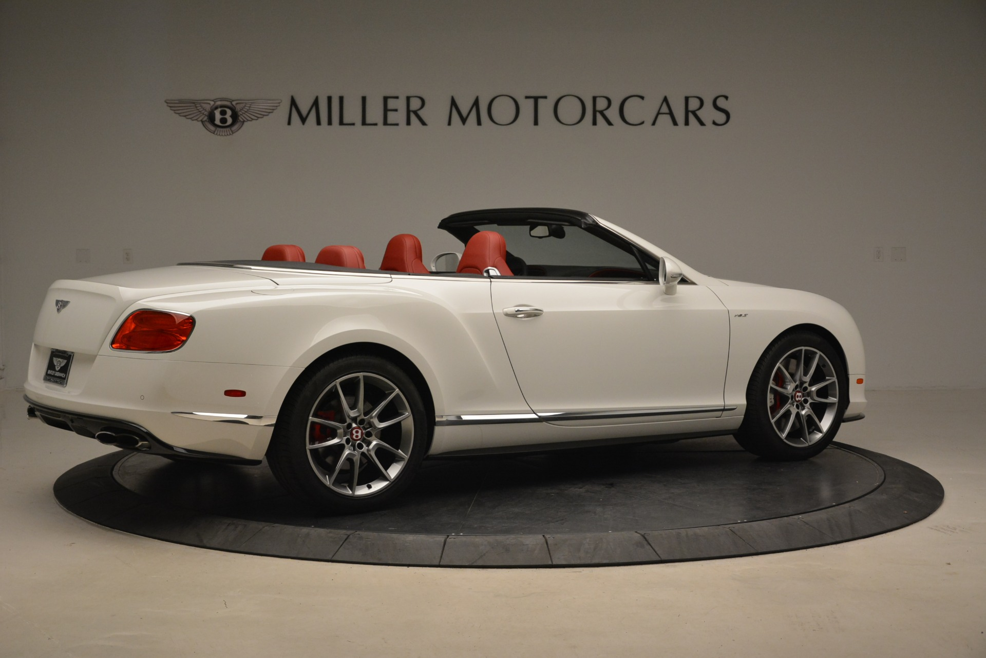 Used 2015 Bentley Continental GT V8 S For Sale In Westport, CT 2214_p8