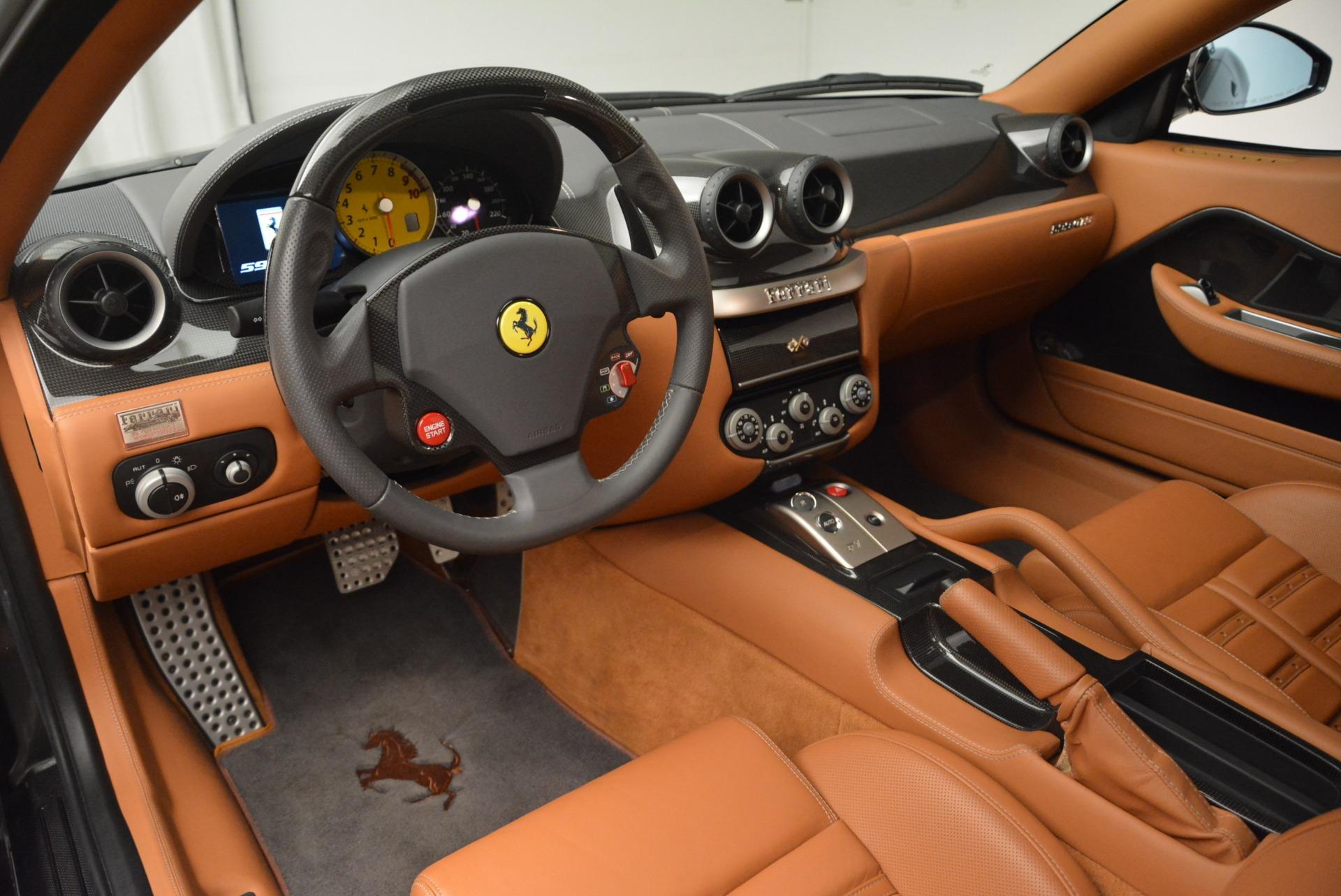 Used 2010 Ferrari 599 GTB Fiorano  For Sale In Westport, CT 2219_p13