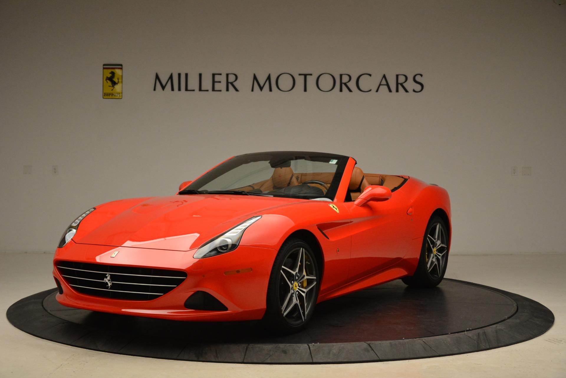 Used 2015 Ferrari California T  For Sale In Westport, CT 2221_main