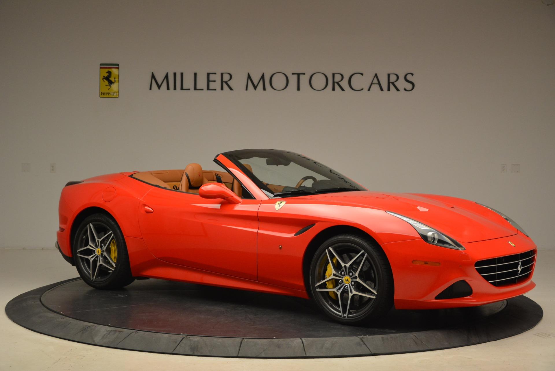 Used 2015 Ferrari California T  For Sale In Westport, CT 2221_p10