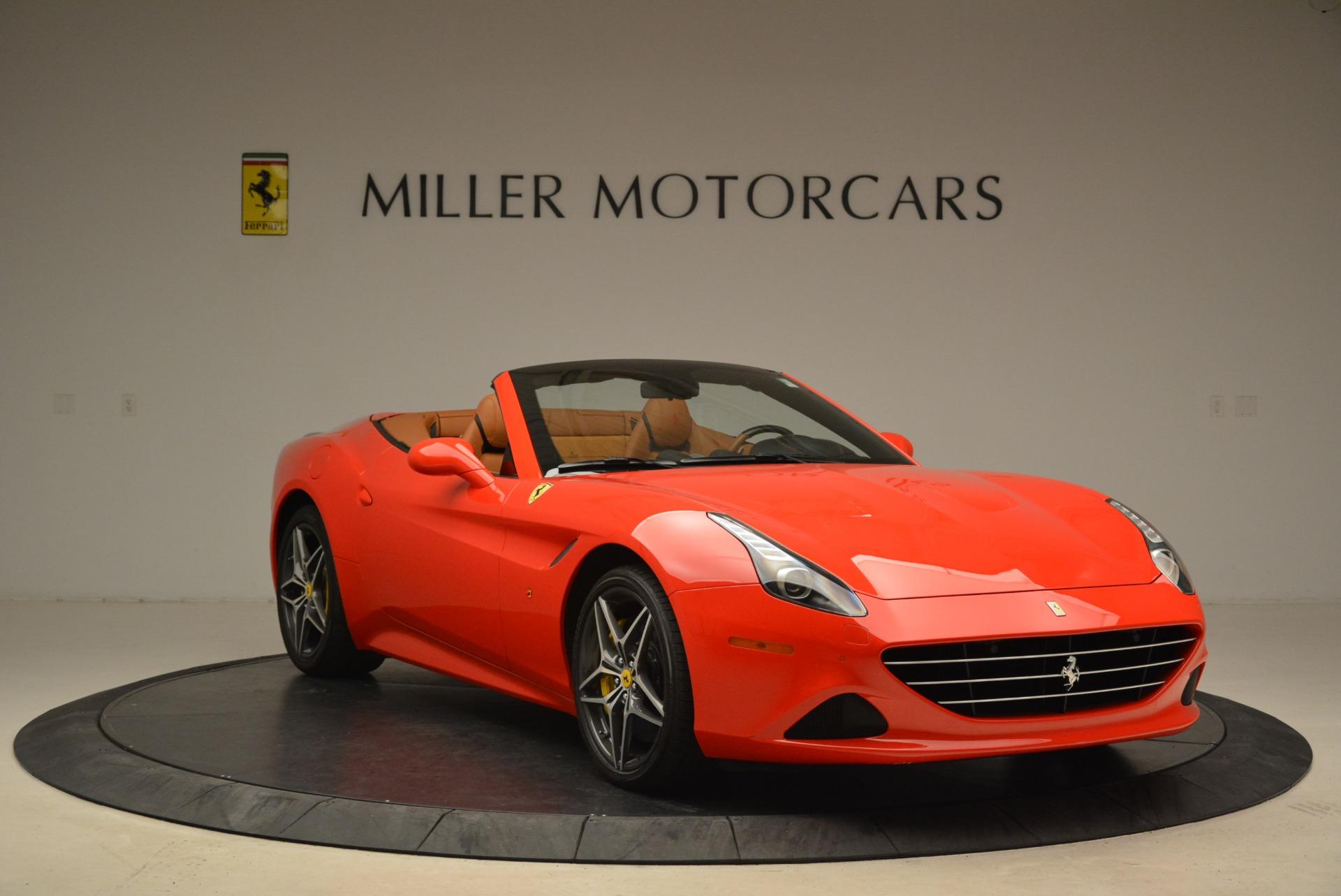 Used 2015 Ferrari California T  For Sale In Westport, CT 2221_p11