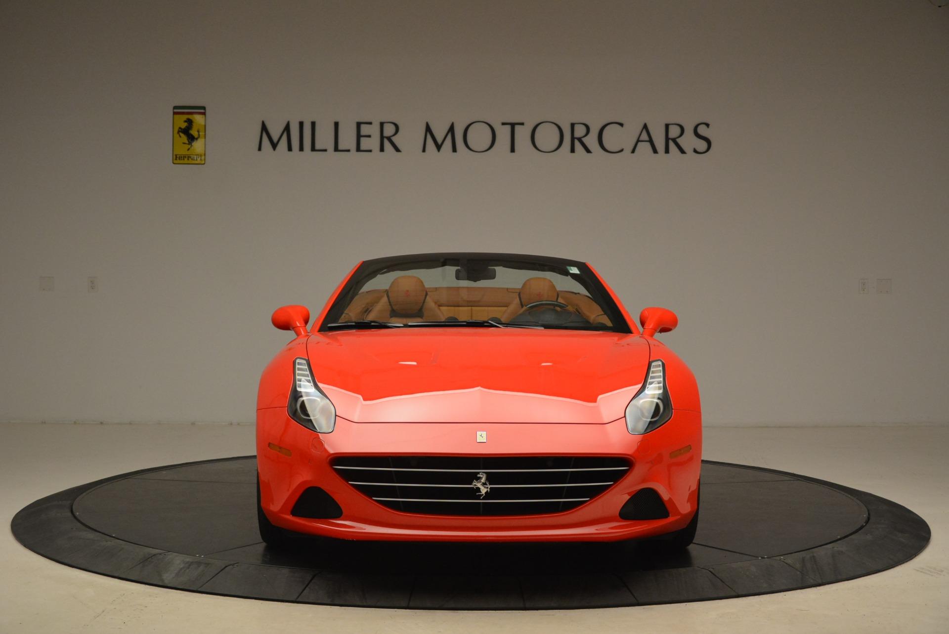Used 2015 Ferrari California T  For Sale In Westport, CT 2221_p12