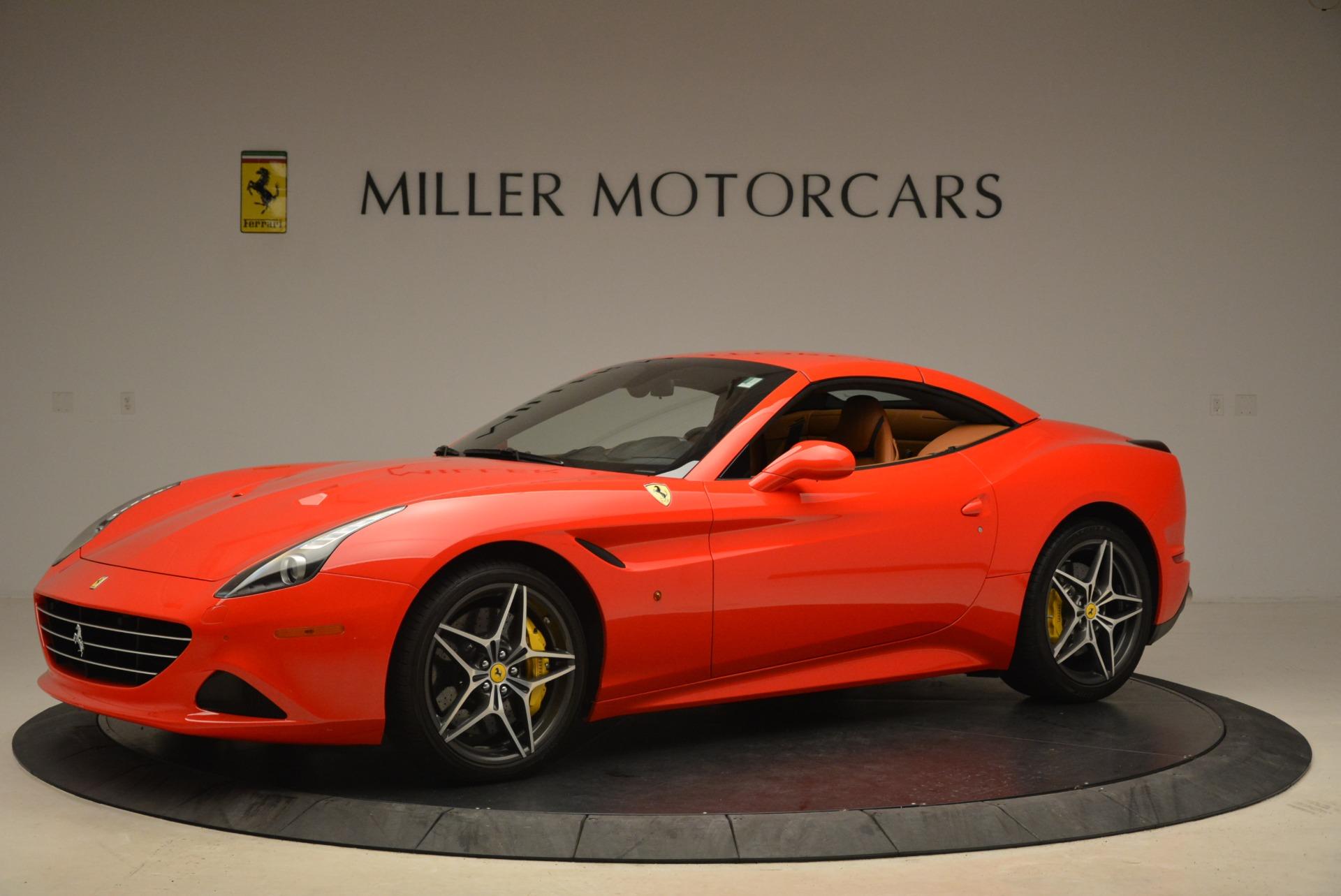 Used 2015 Ferrari California T  For Sale In Westport, CT 2221_p14