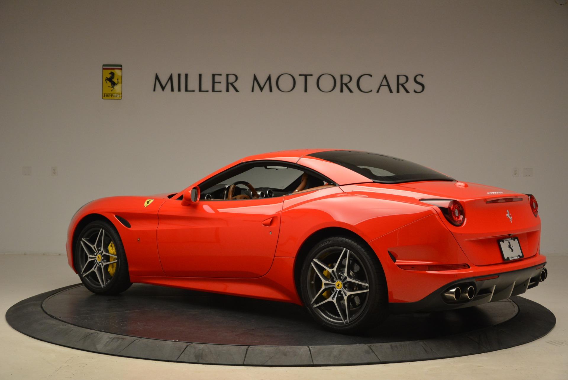 Used 2015 Ferrari California T  For Sale In Westport, CT 2221_p16