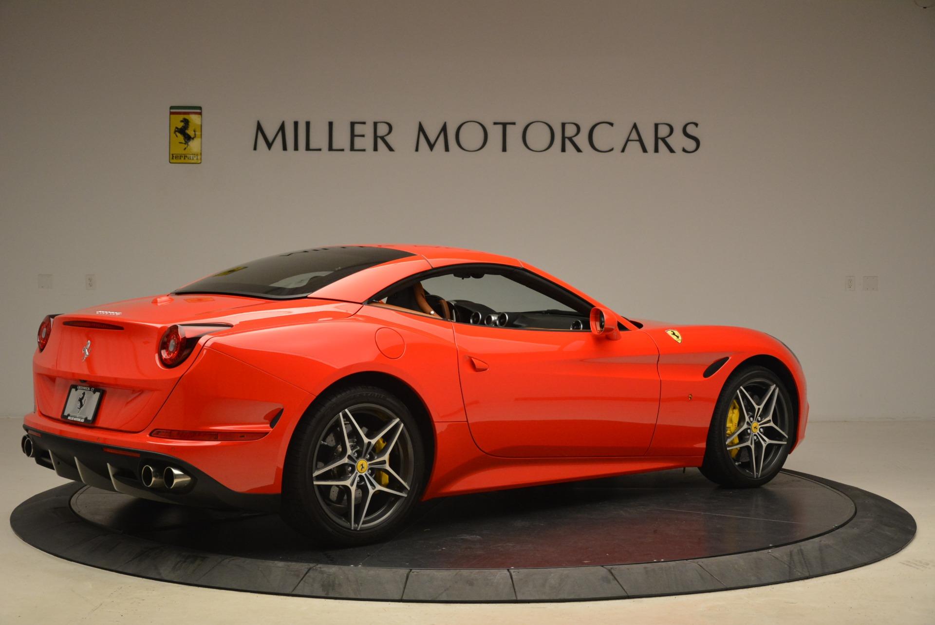 Used 2015 Ferrari California T  For Sale In Westport, CT 2221_p20