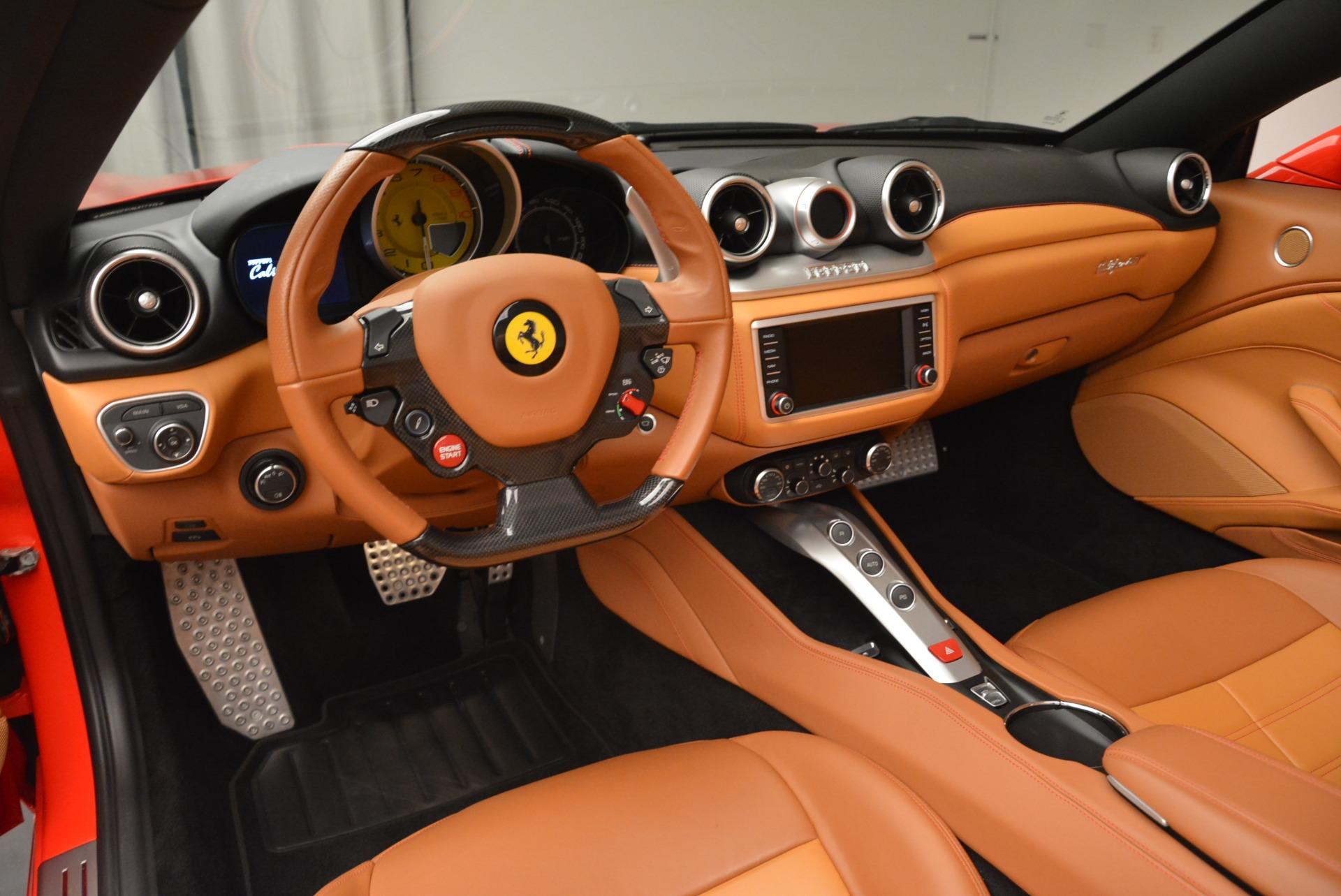 Used 2015 Ferrari California T  For Sale In Westport, CT 2221_p25