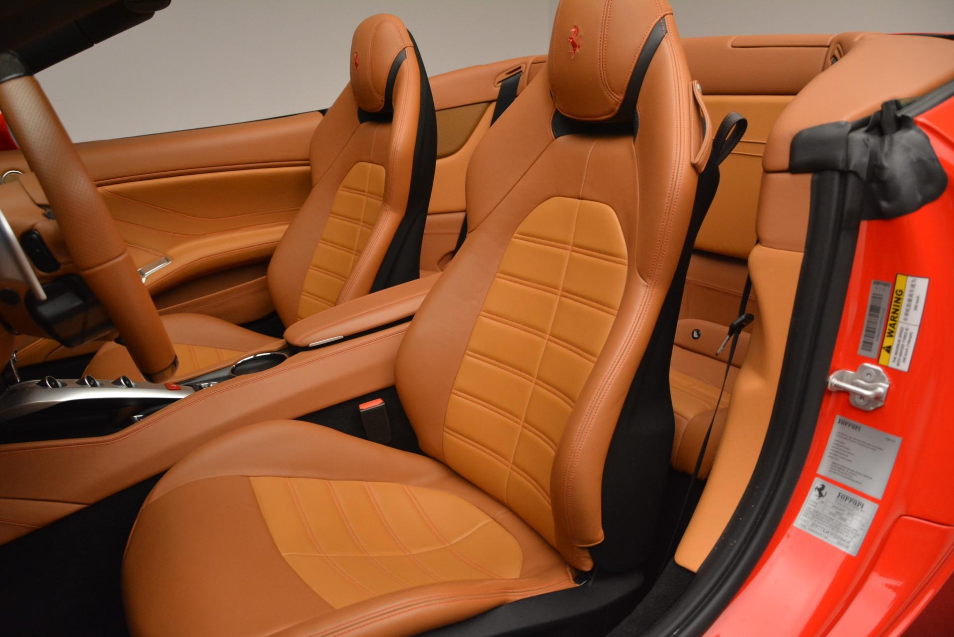 Used 2015 Ferrari California T  For Sale In Westport, CT 2221_p27