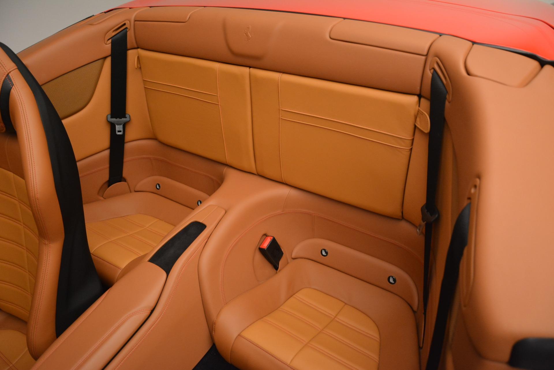 Used 2015 Ferrari California T  For Sale In Westport, CT 2221_p29