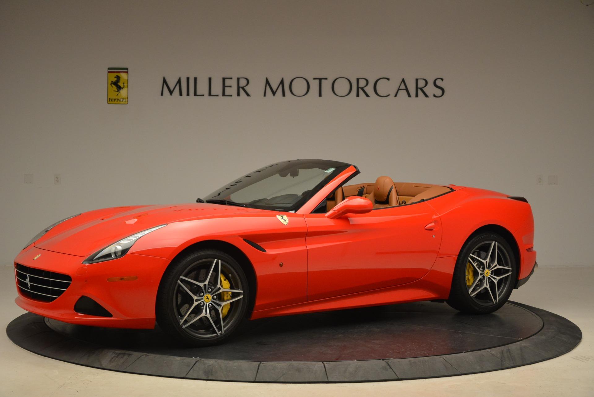 Used 2015 Ferrari California T  For Sale In Westport, CT 2221_p2