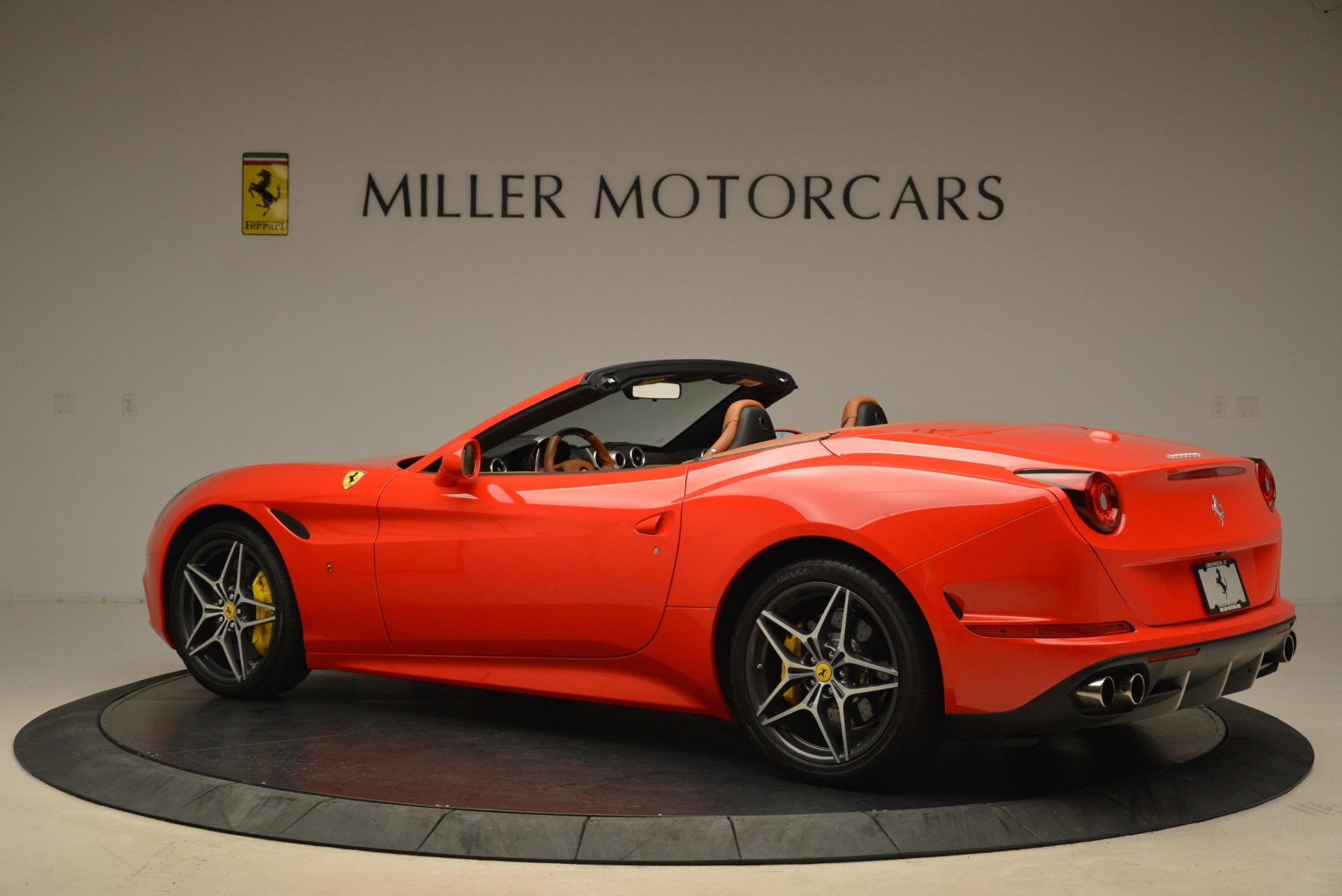 Used 2015 Ferrari California T  For Sale In Westport, CT 2221_p4